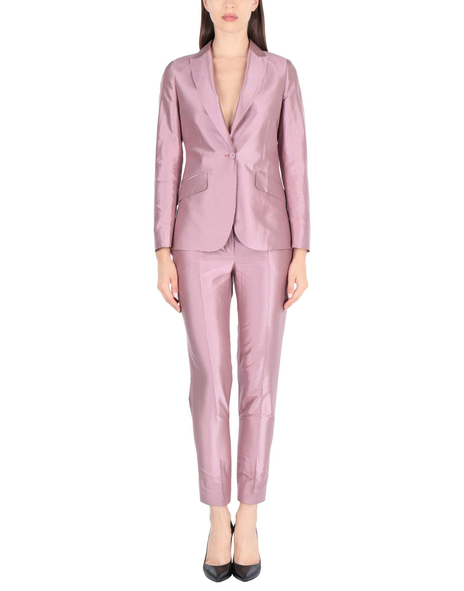 Lyst Brian Dales Women S Suit In Pink