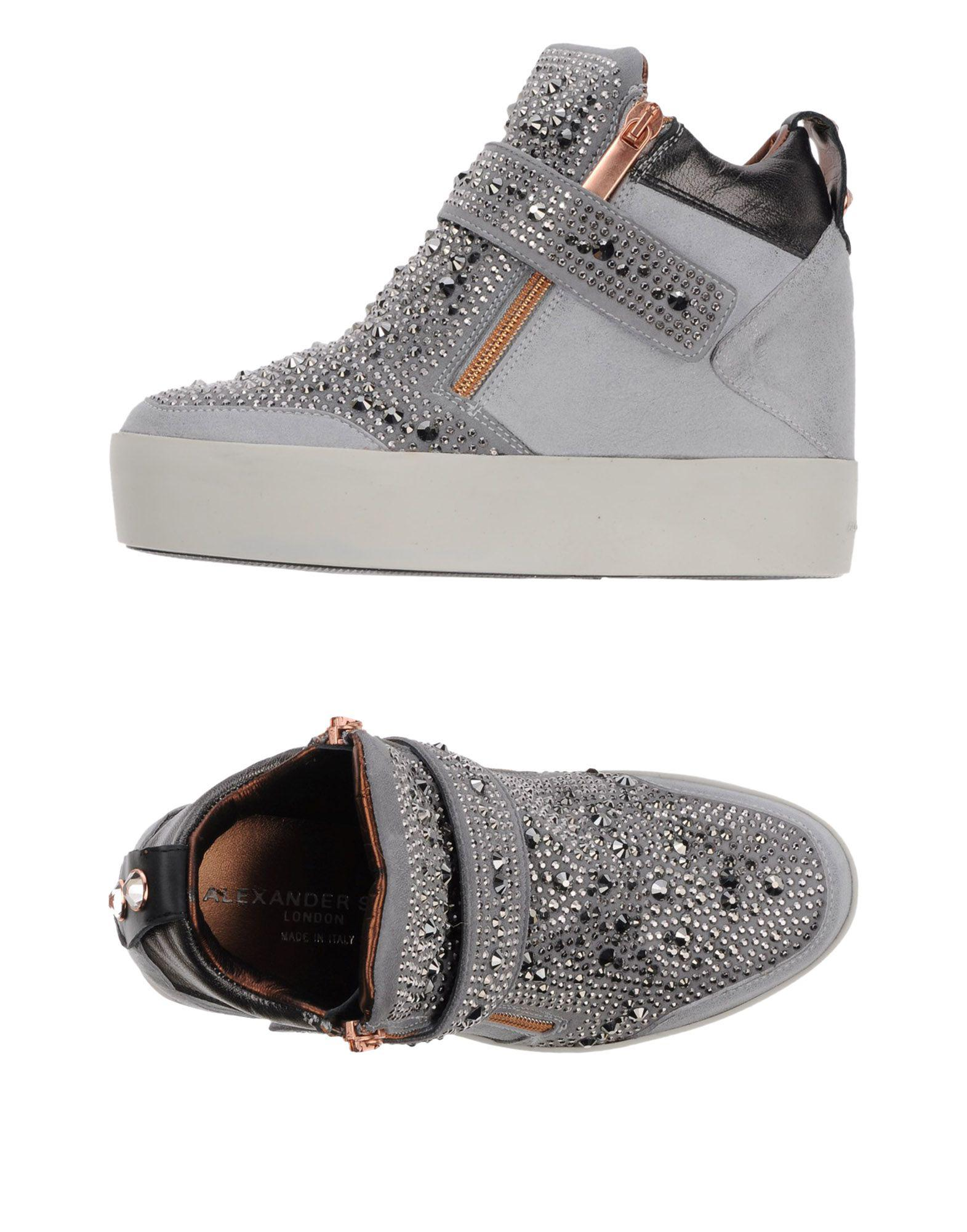 Chaussures - High-tops Et Baskets Alexander Smith kC0beg