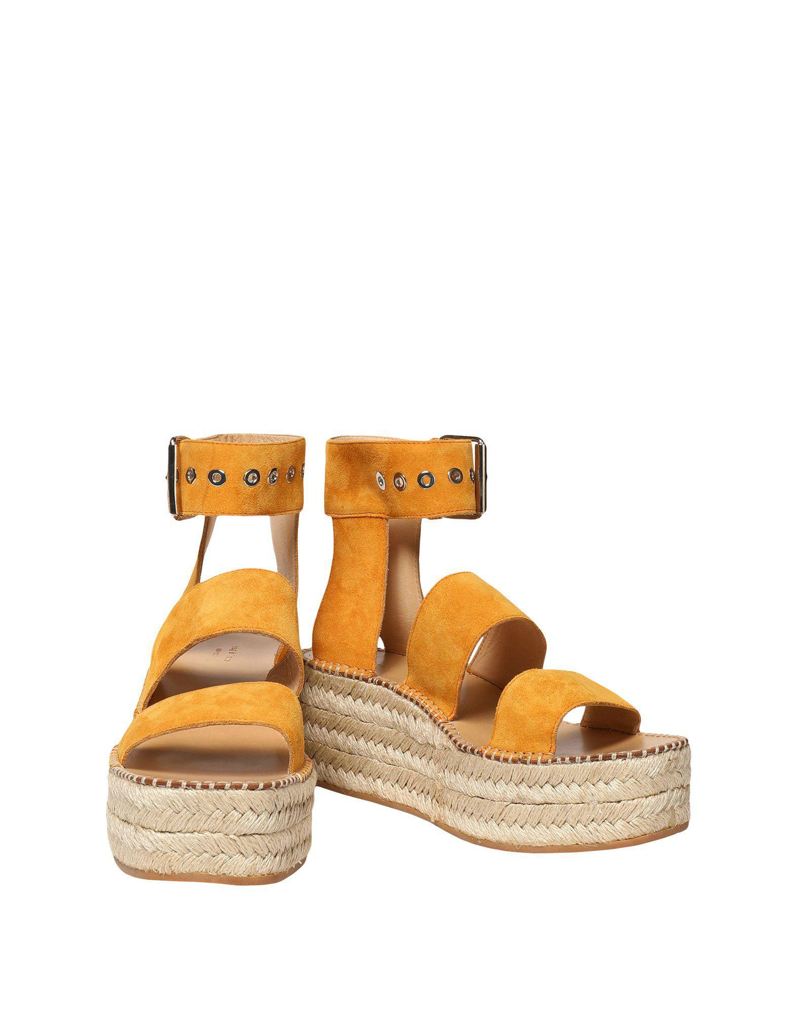 36aa21d410f Lyst - Rag   Bone Sandals