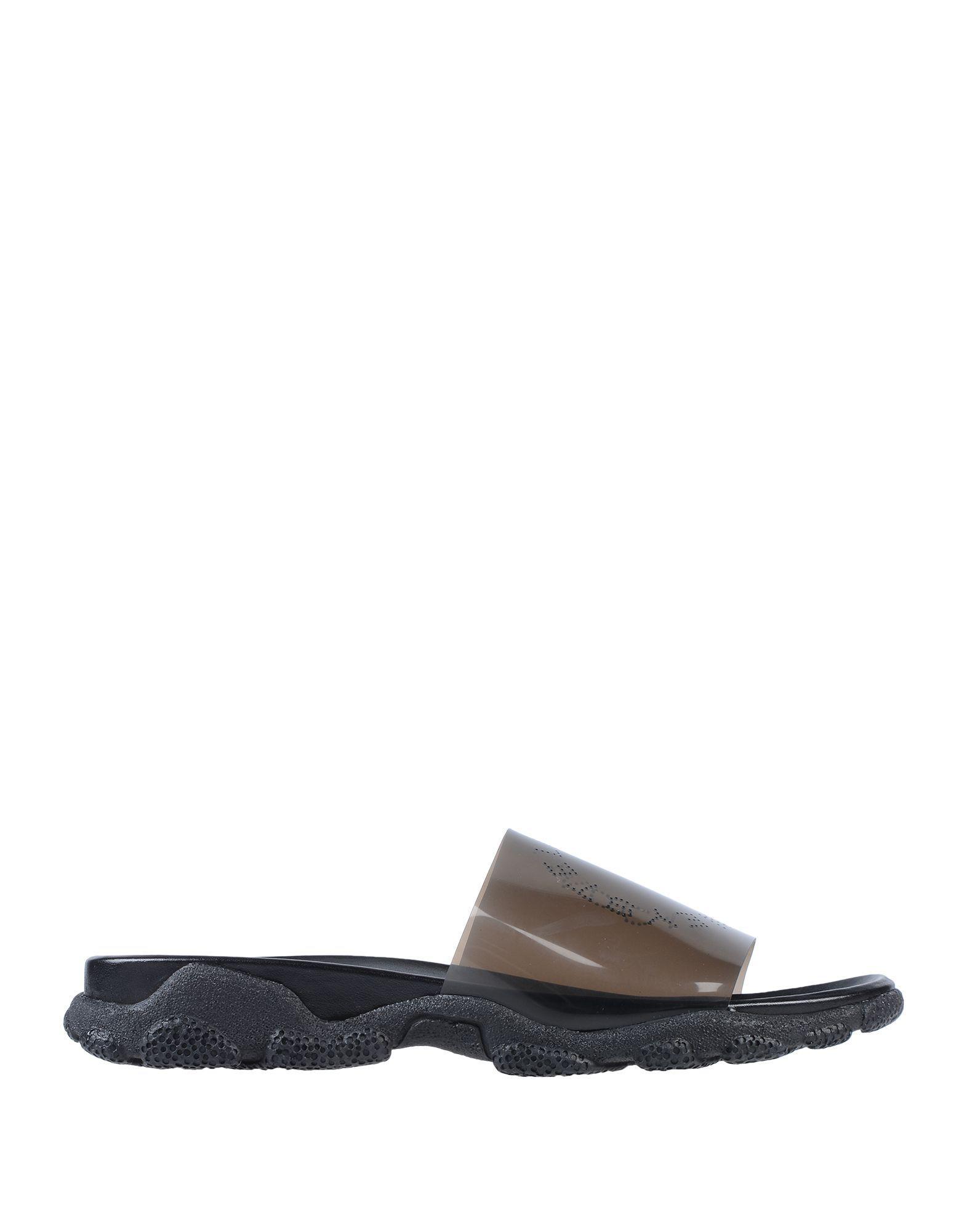 e6074472b Lyst - Stella McCartney Slippers in Black for Men - Save 58%
