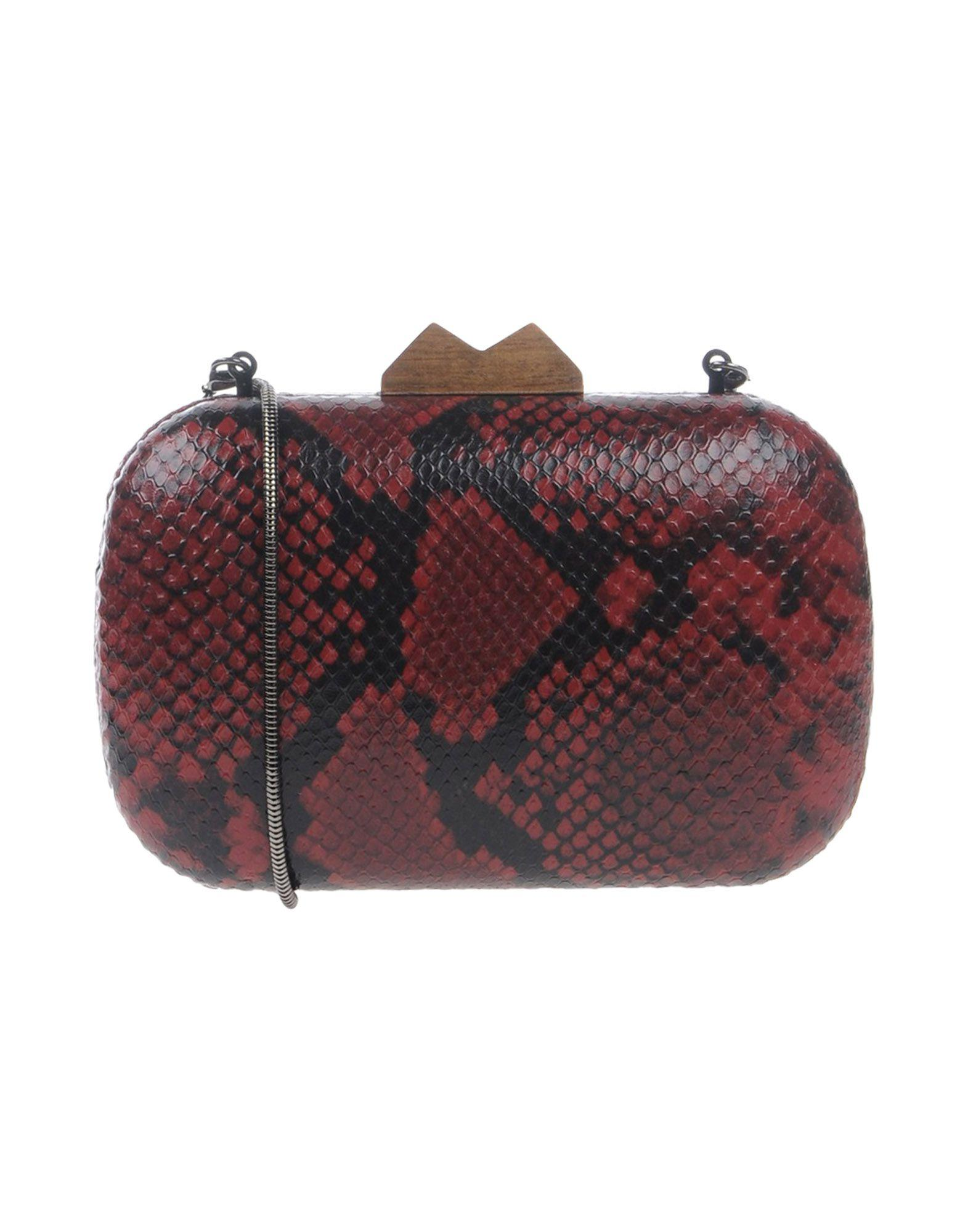 Handbag Red In Lola Cruz Lyst qAwaEnBnz