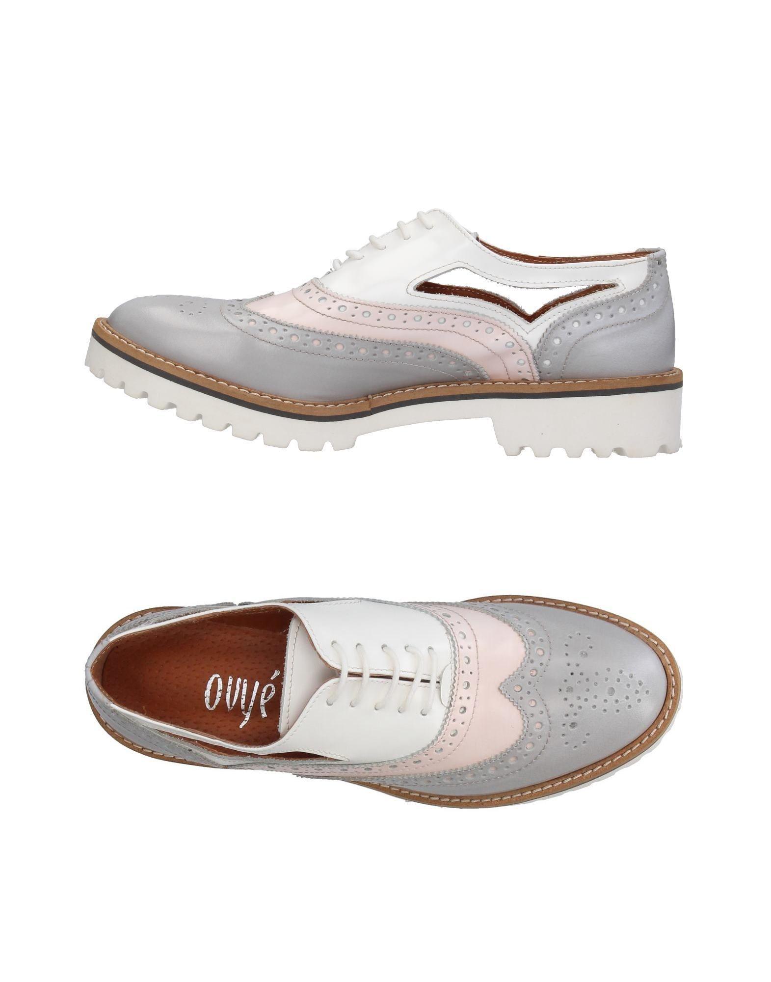 Ovye » Par Cristina Lucchi Chaussures À Lacets 8Os5SdTa5