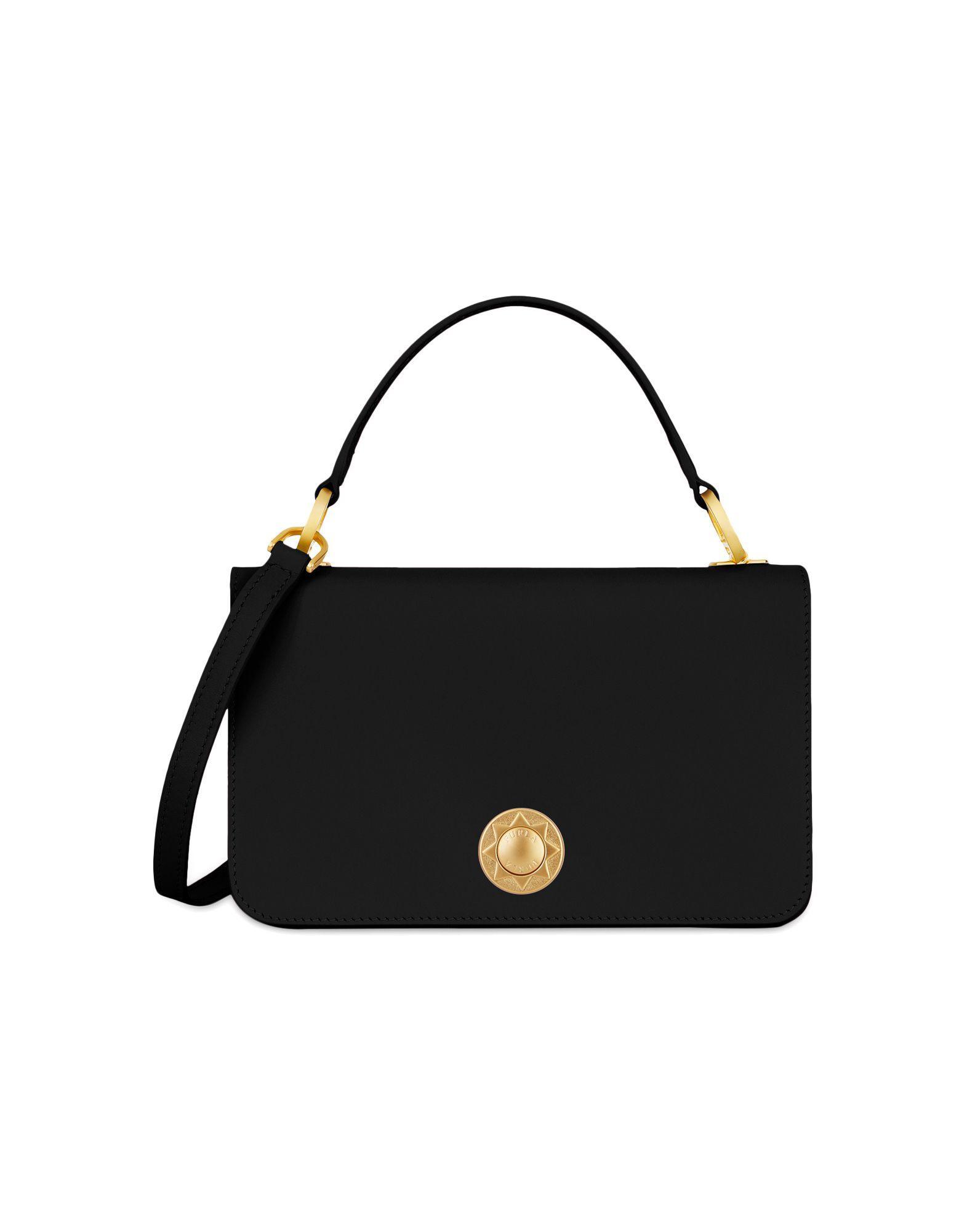 9d2a9c90caae Lyst - Furla Handbag in Black