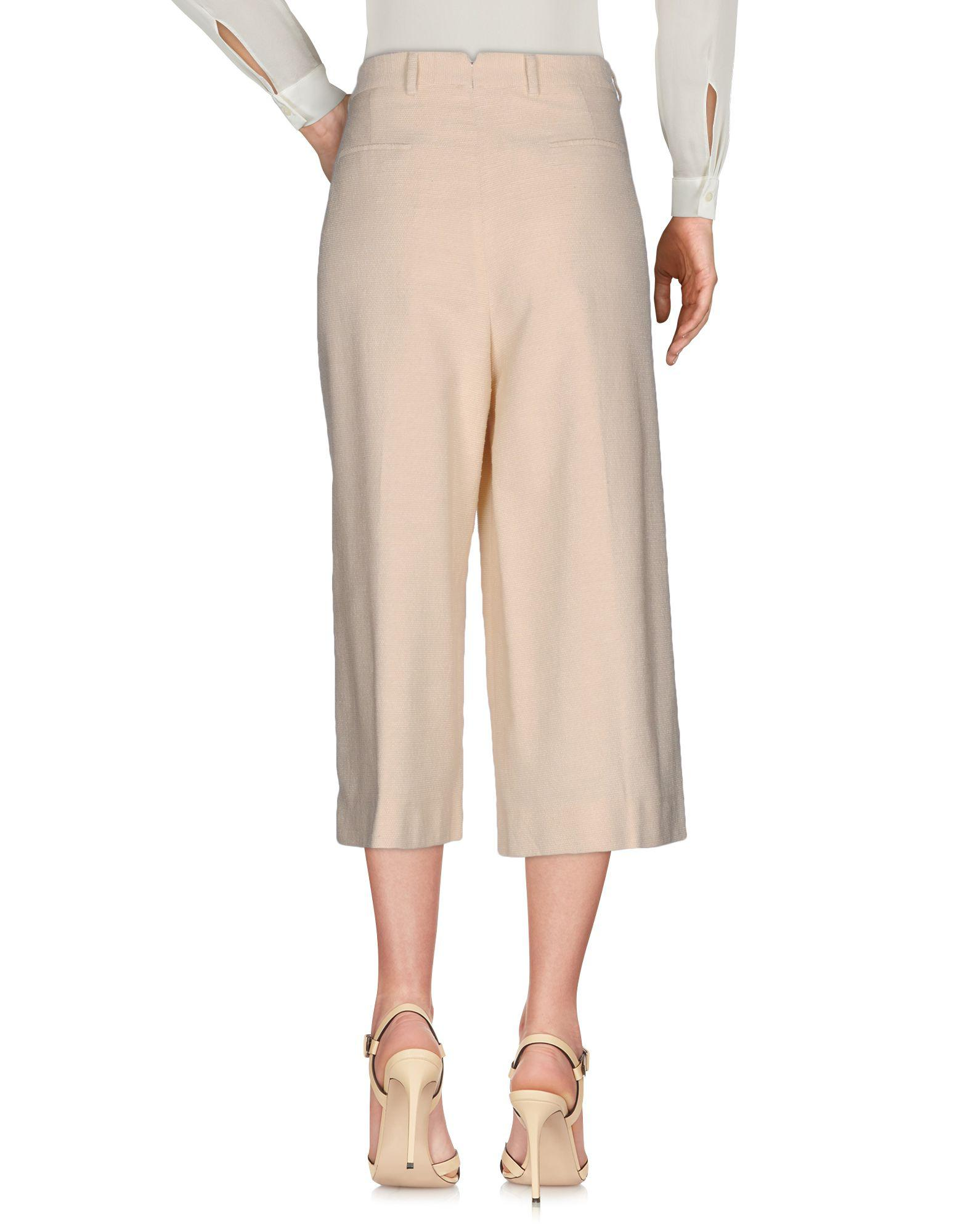 TROUSERS - 3/4-length trousers PT01 49sOaPXHlm