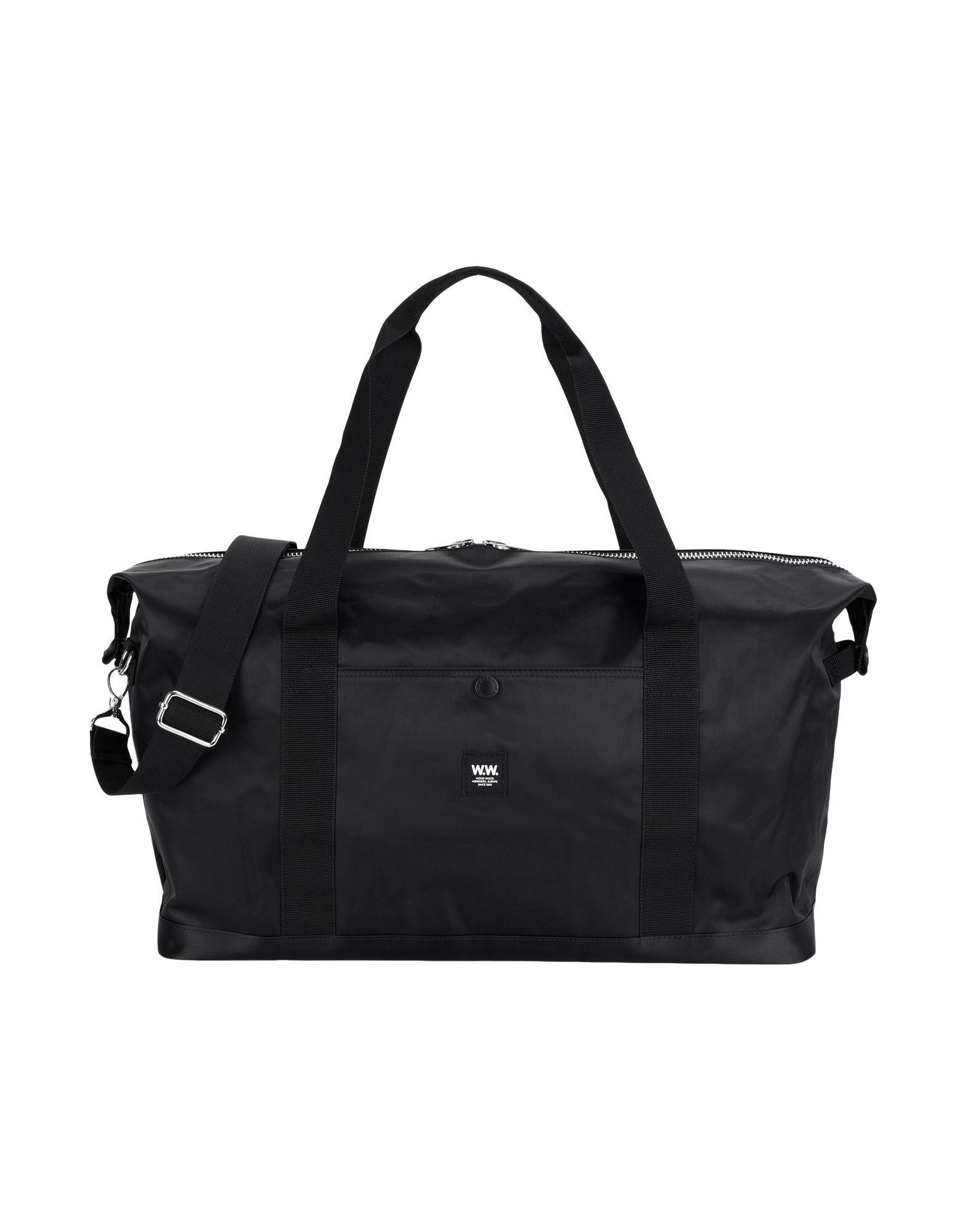 Wood Wood Luggage in Black for Men - Lyst 76ea571caf5a4