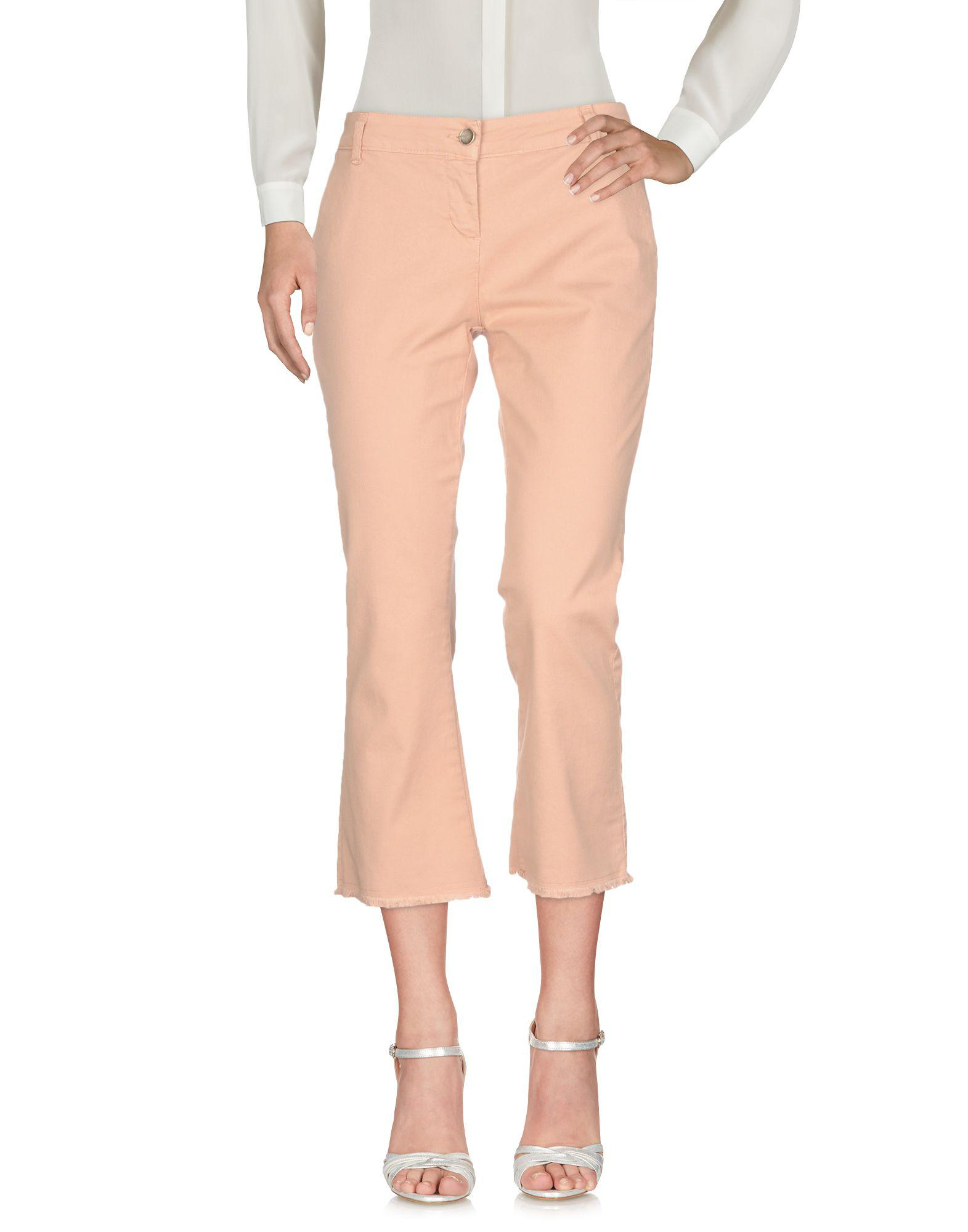 TROUSERS - 3/4-length trousers Emma & Gaia 6QskQv