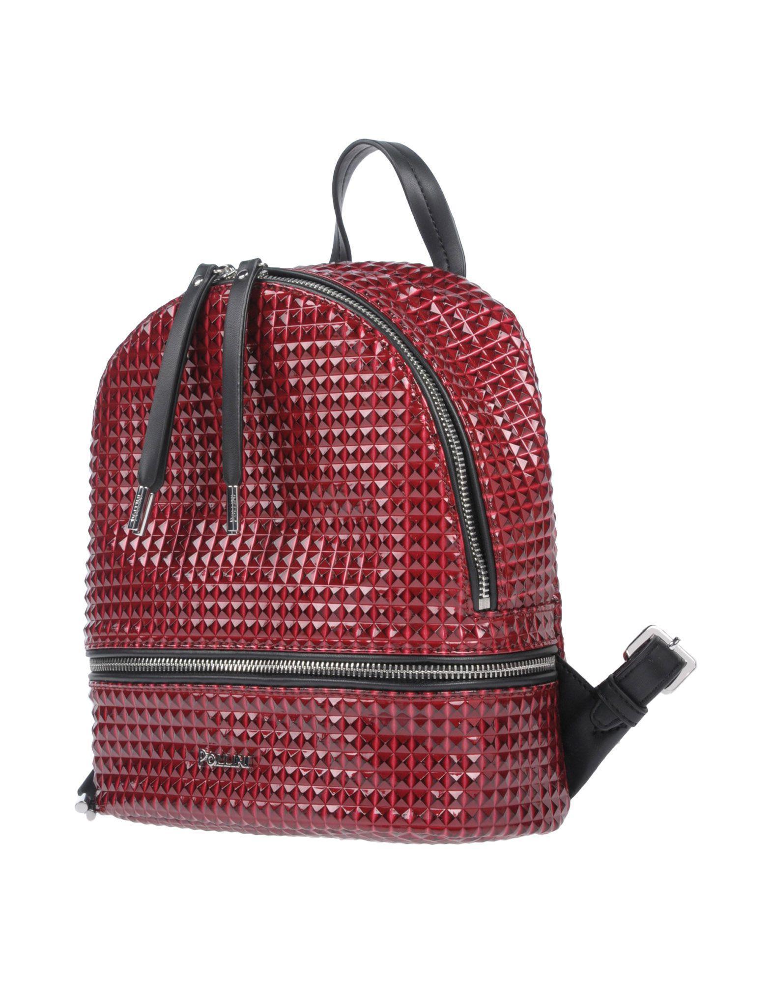 BAGS - Backpacks & Bum bags Pollini zO2MEQ