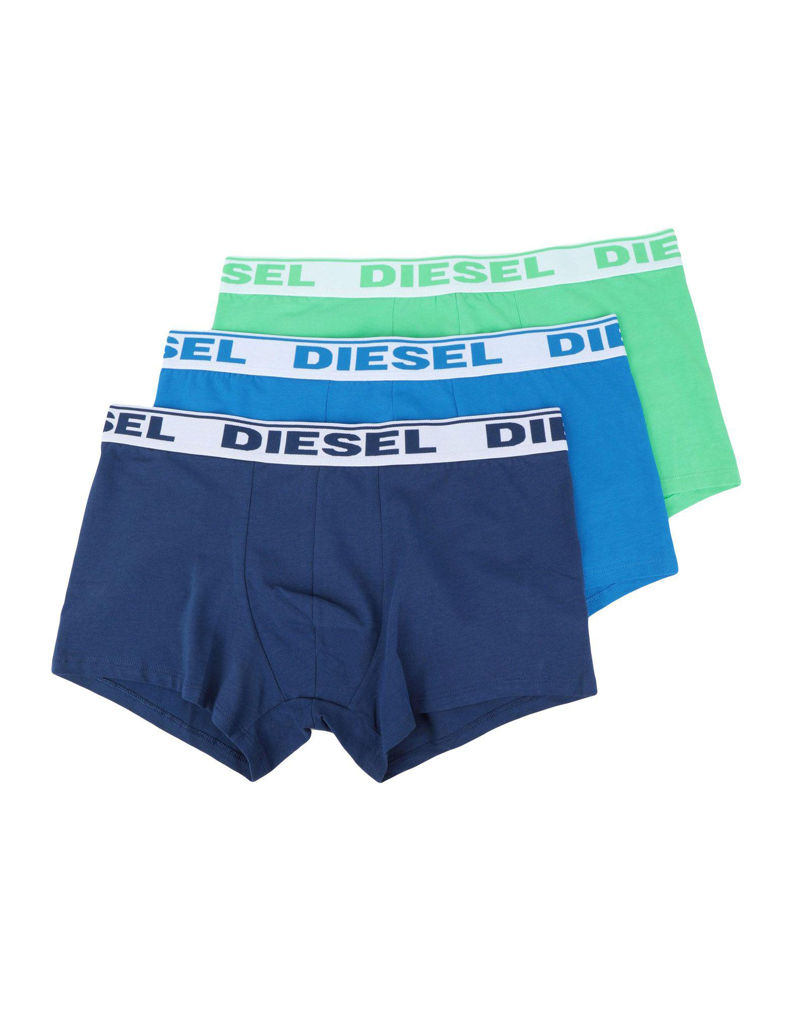 50a10b2c8 DIESEL Boxer in Blue for Men - Lyst