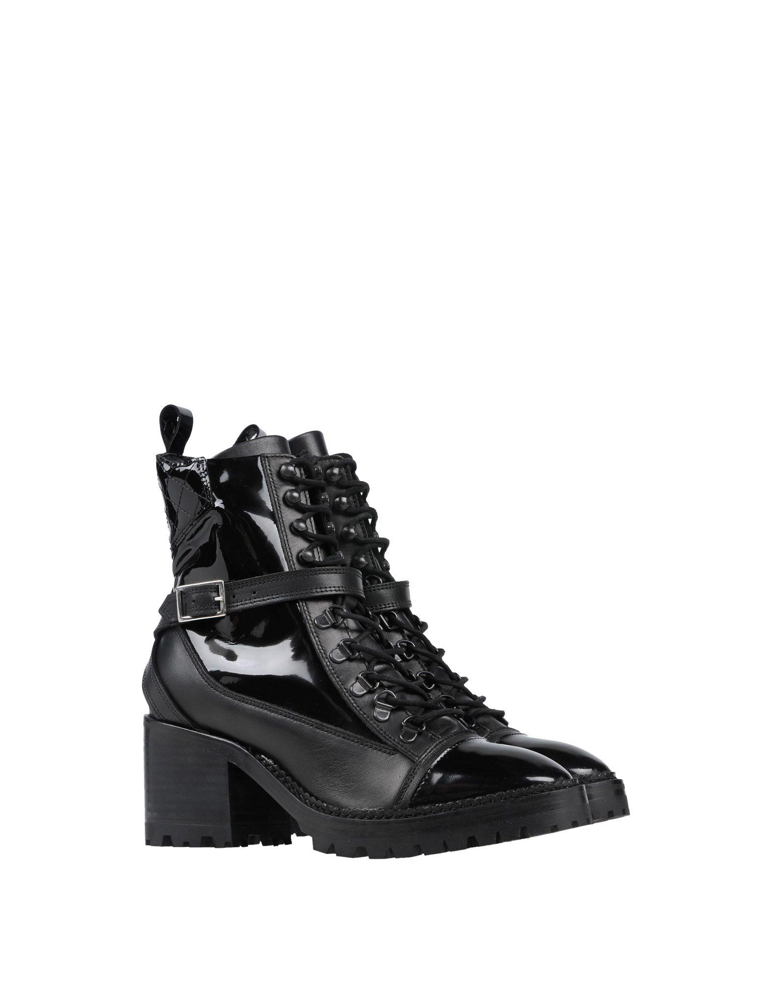 058372b92c The Kooples Ankle Boots in Black - Lyst
