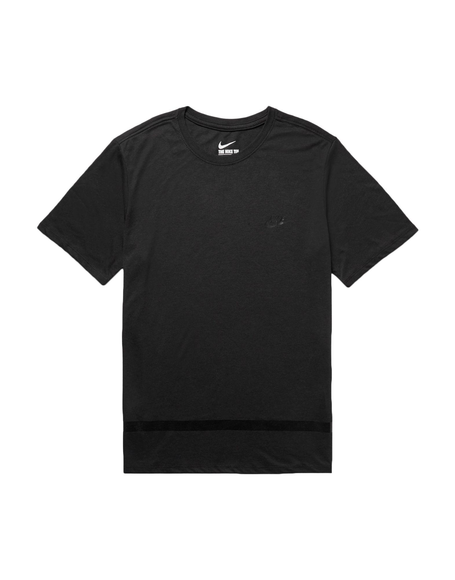 0a9a8f8fc Lyst - Nike T-shirt in Black for Men