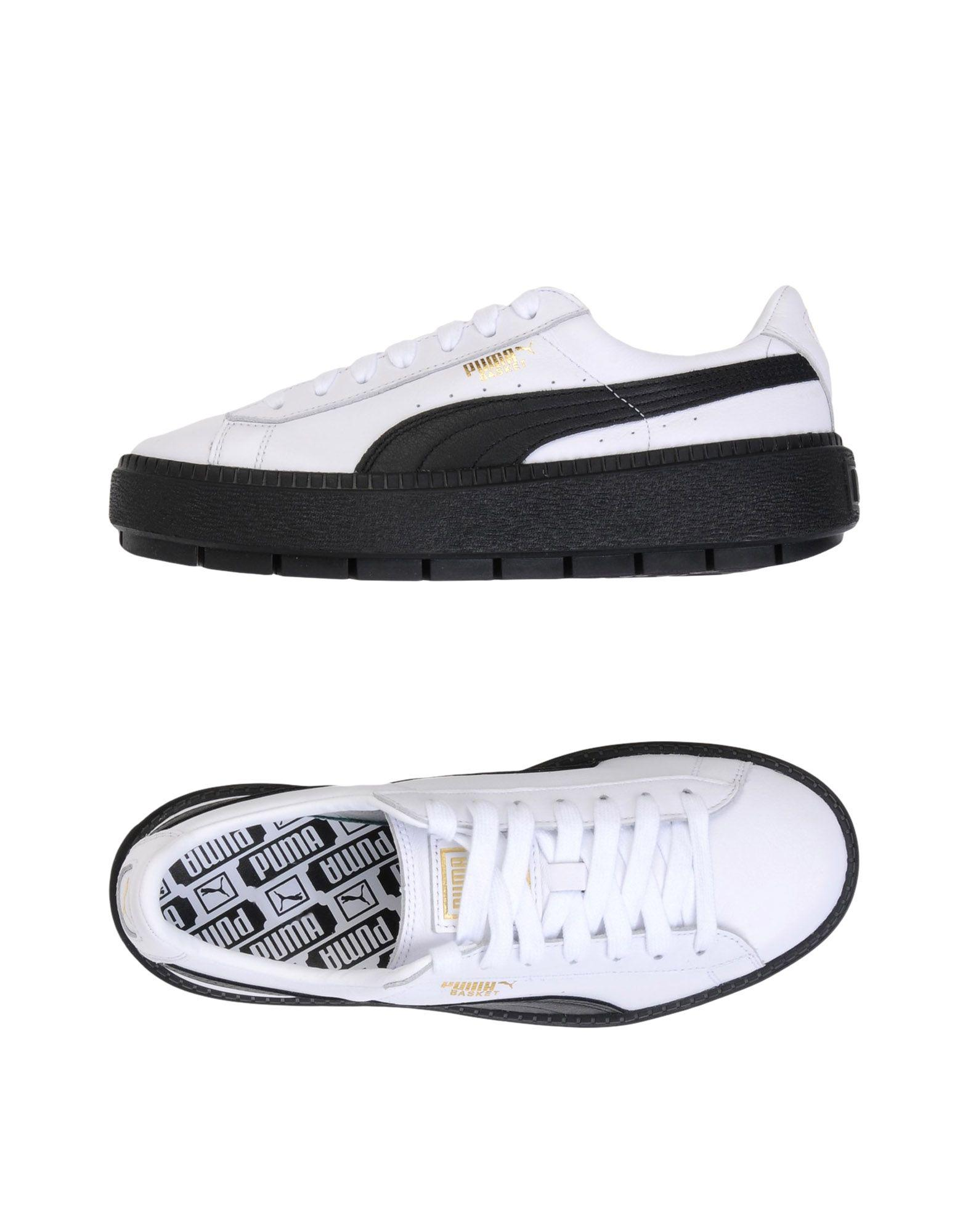 ba87fba902ad Lyst - PUMA Low-tops   Sneakers in White - Save 22%