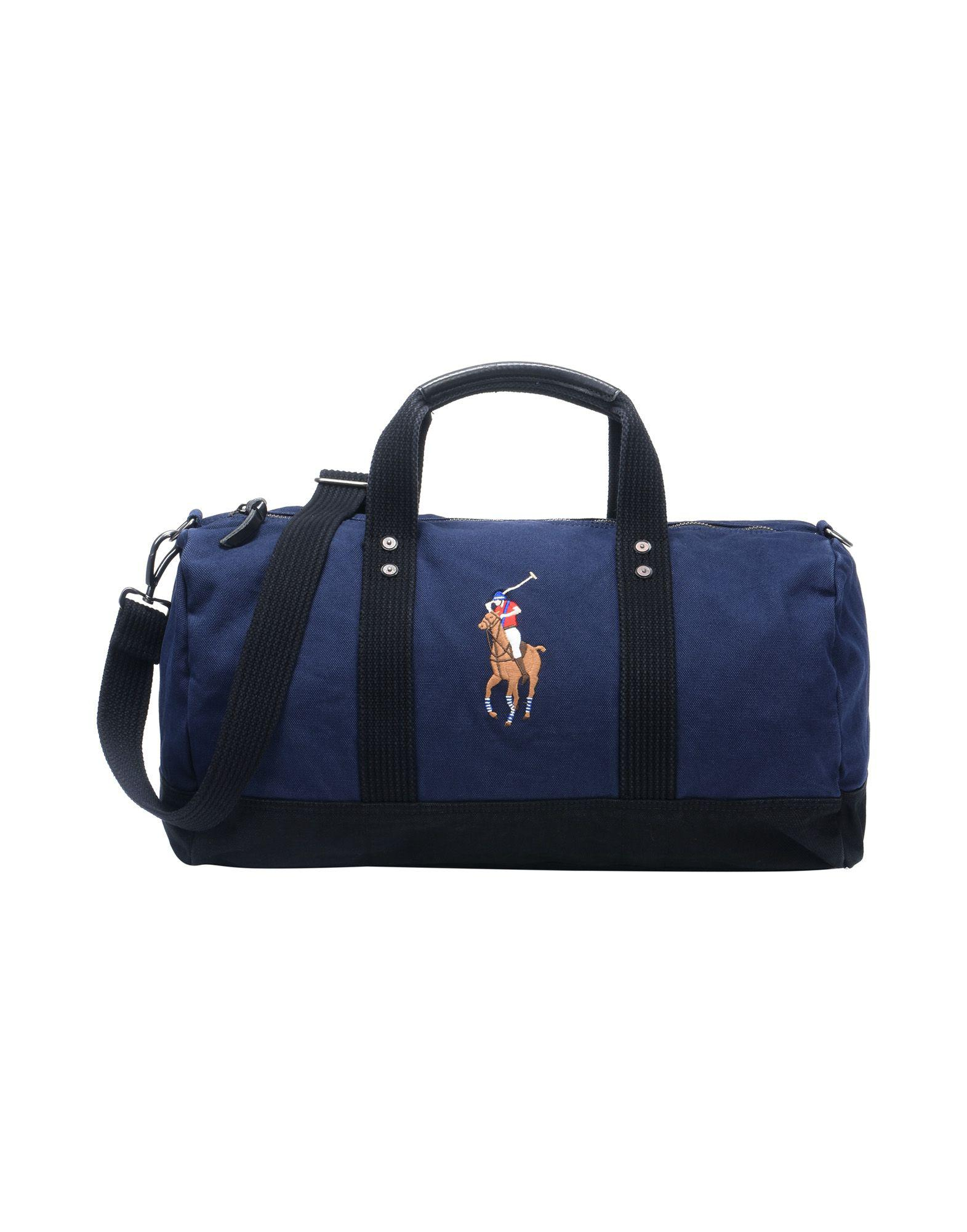 dc72d97761ff Polo Ralph Lauren Luggage in Blue for Men - Lyst