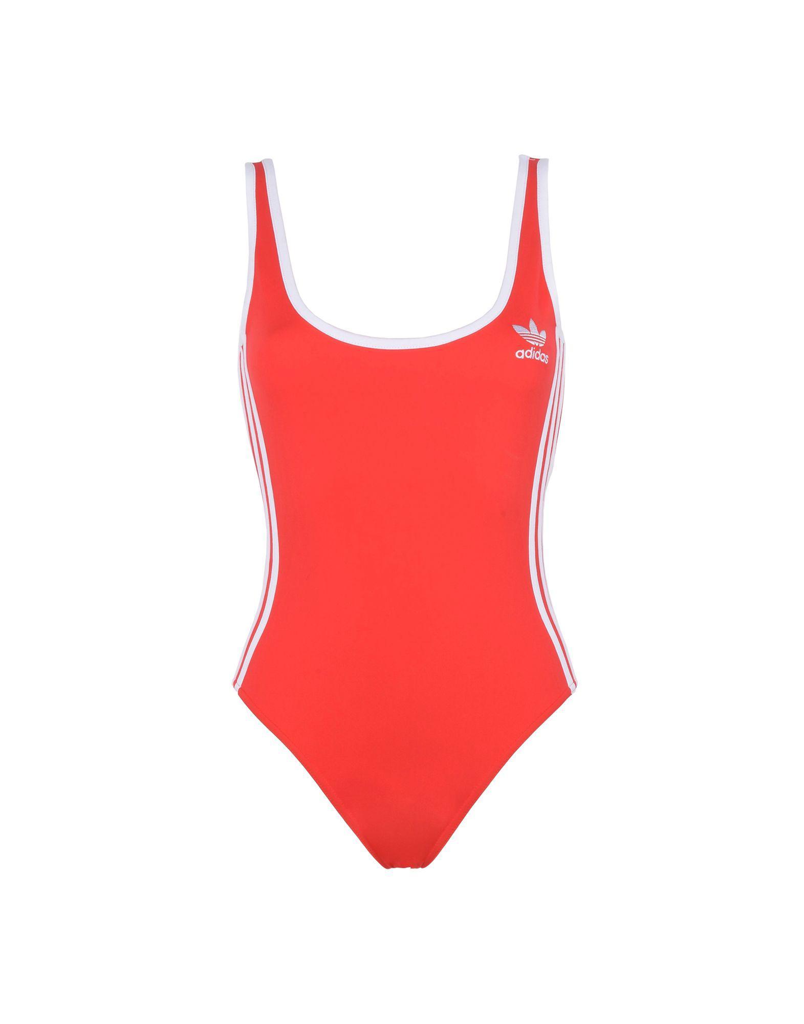 e9b5710a70 adidas Originals Bodysuit in Red - Lyst