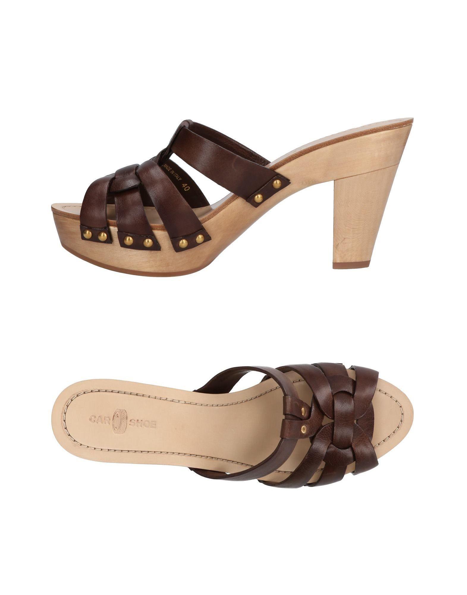 CARSHOE Open-toe mules order 7ideTKT9HS