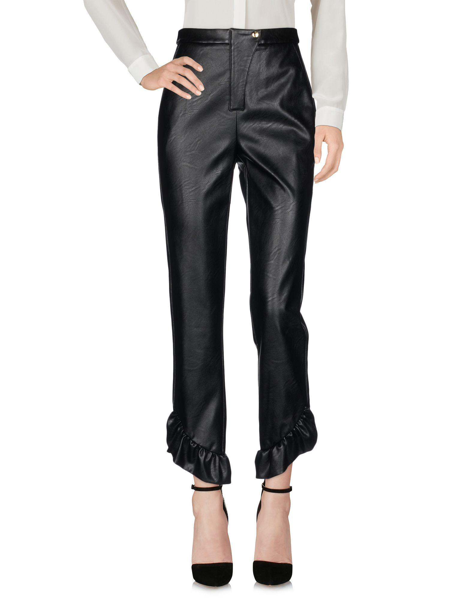 8678c756a9 Lyst - Patrizia Pepe Casual Pants in Black