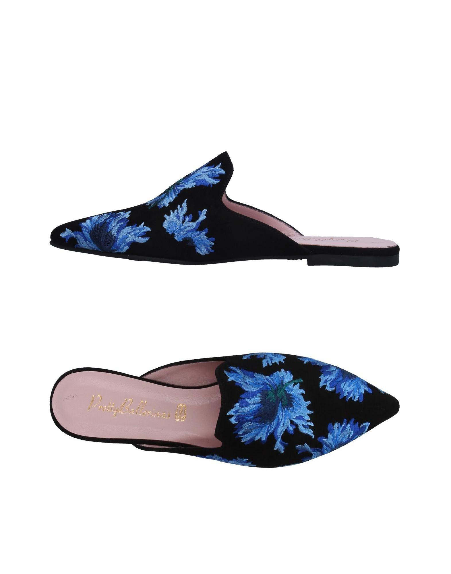 Pretty Ballerinas Ella mules outlet for cheap free shipping brand new unisex clearance newest cheap best prices outlet pre order CuHFHQ