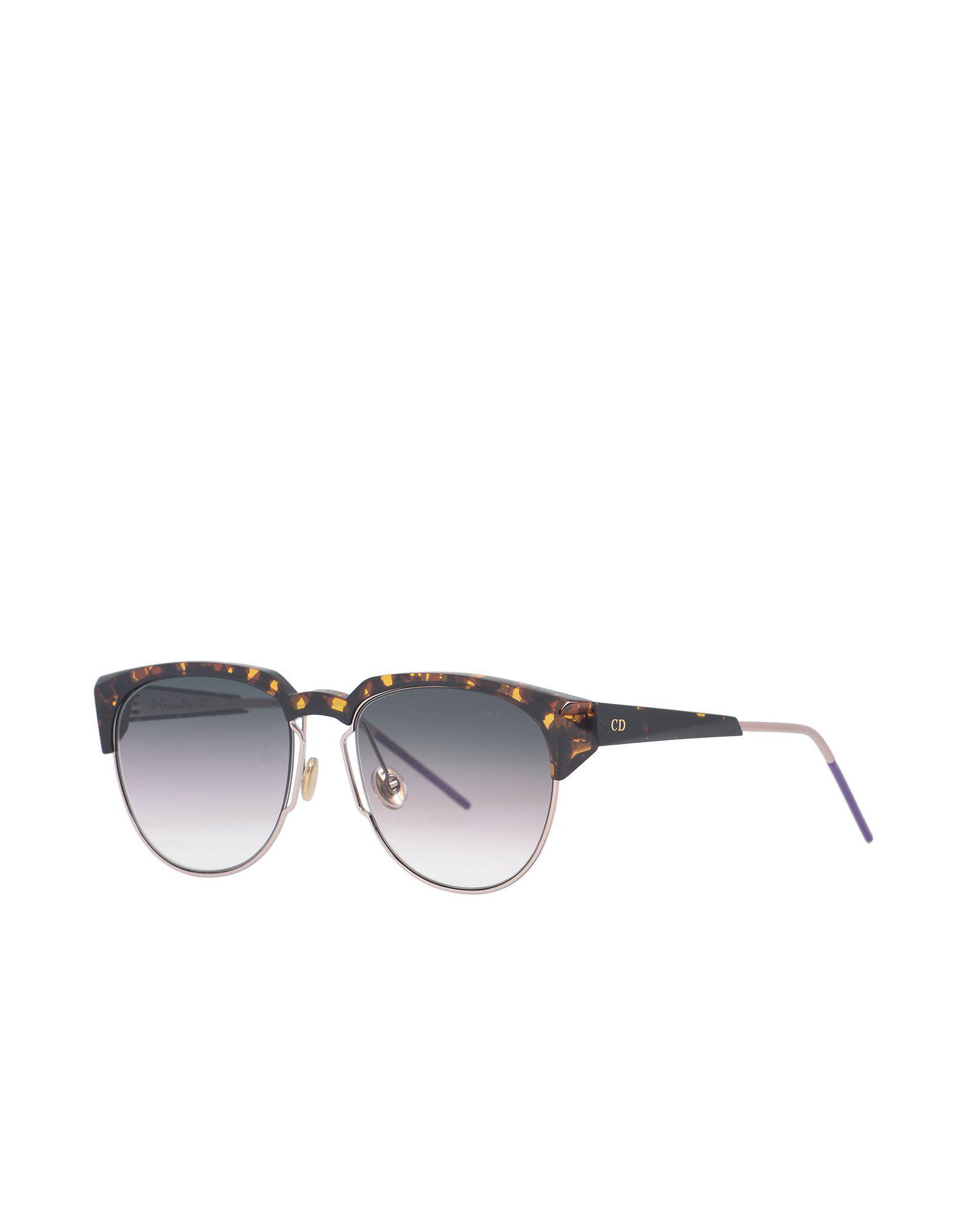 d981ca5622 Dior. Gafas de sol de mujer de color marrón