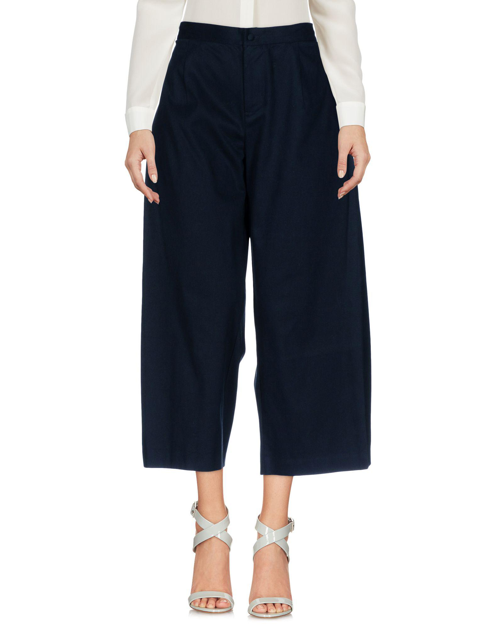 TROUSERS - 3/4-length trousers Alice Waese fX2sFqQjN