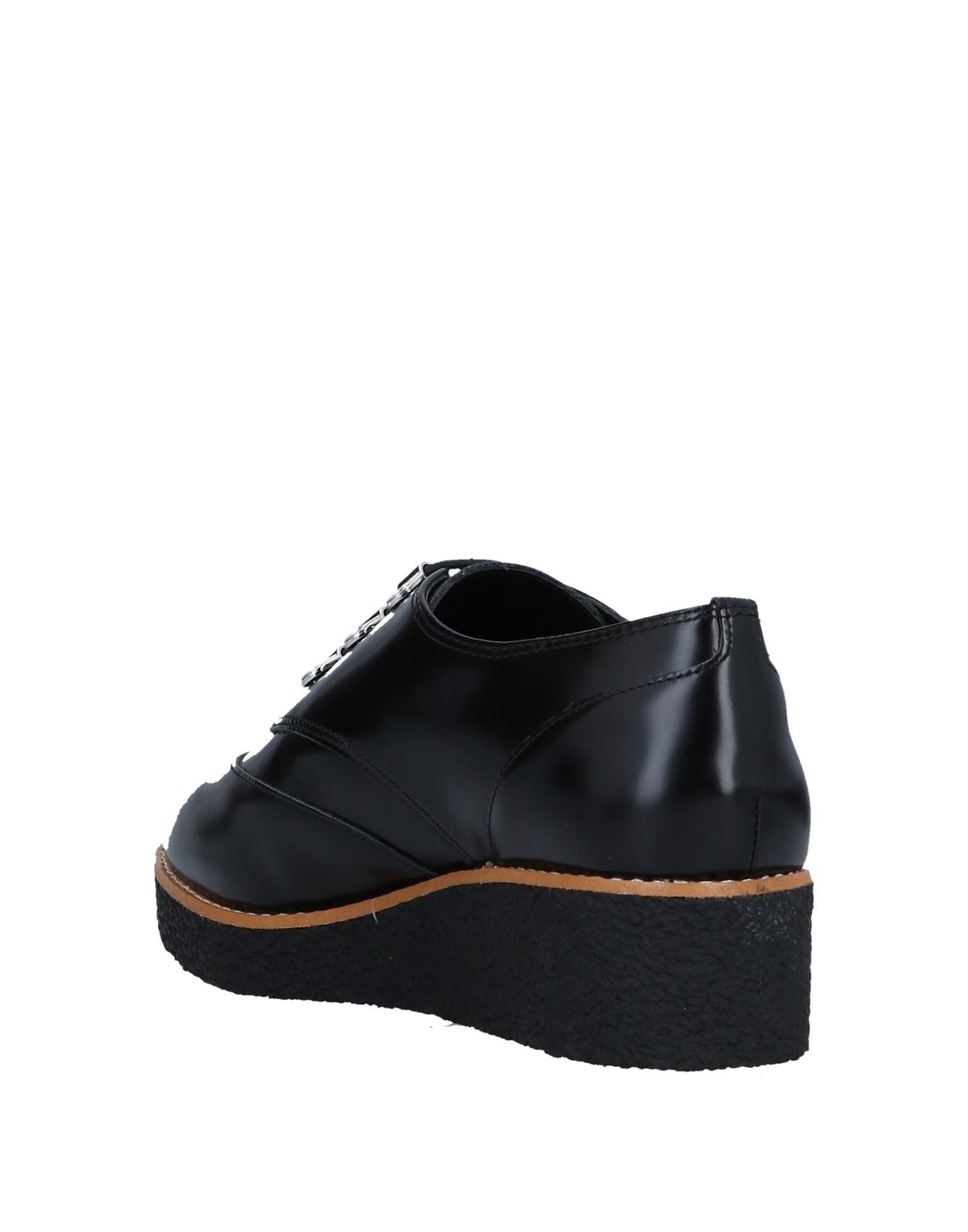 da3e7ad5f4a8 Lyst - Rebecca Minkoff Lace-up Shoe in Black