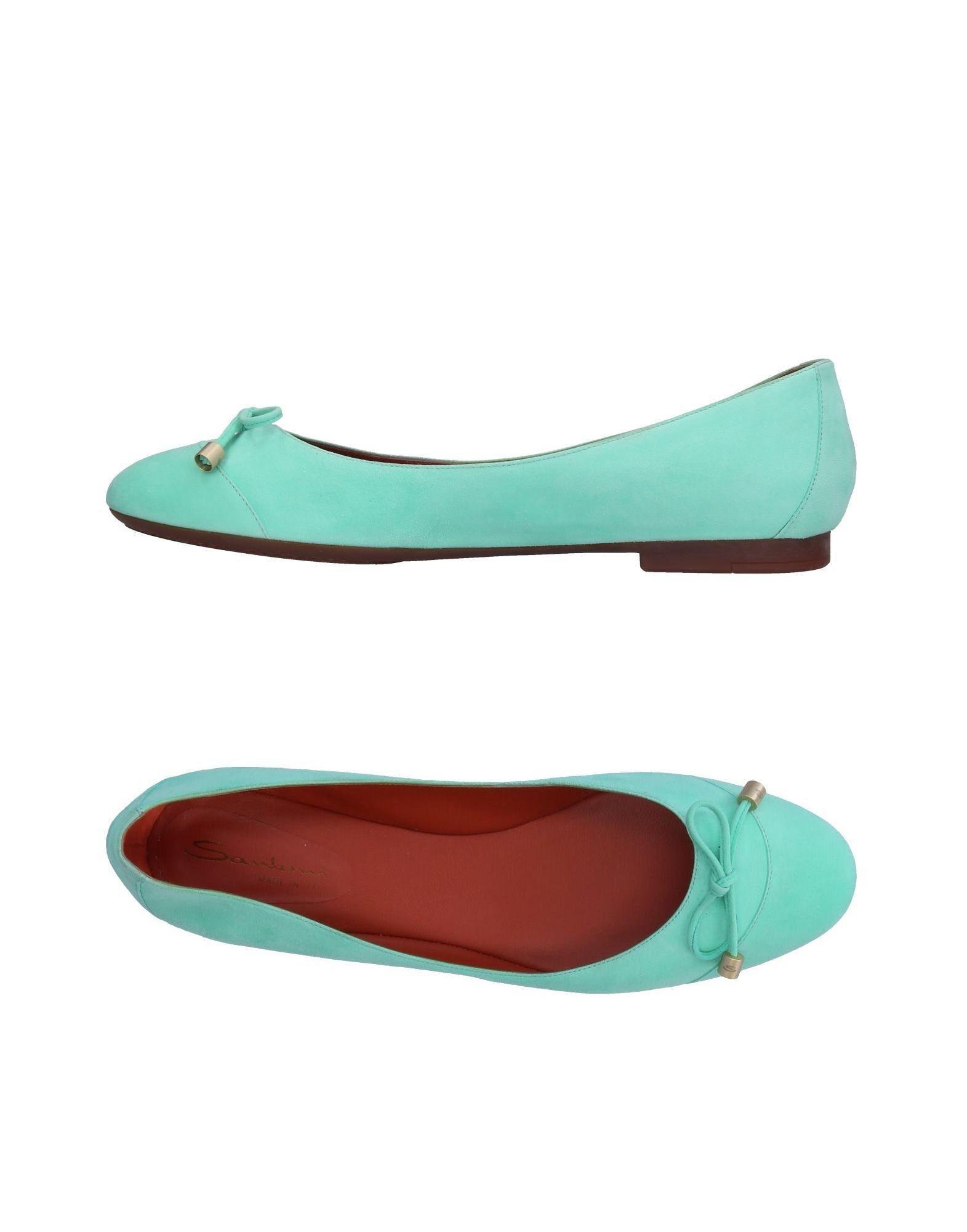 Chaussures - Ballerines Santoni mbr9T