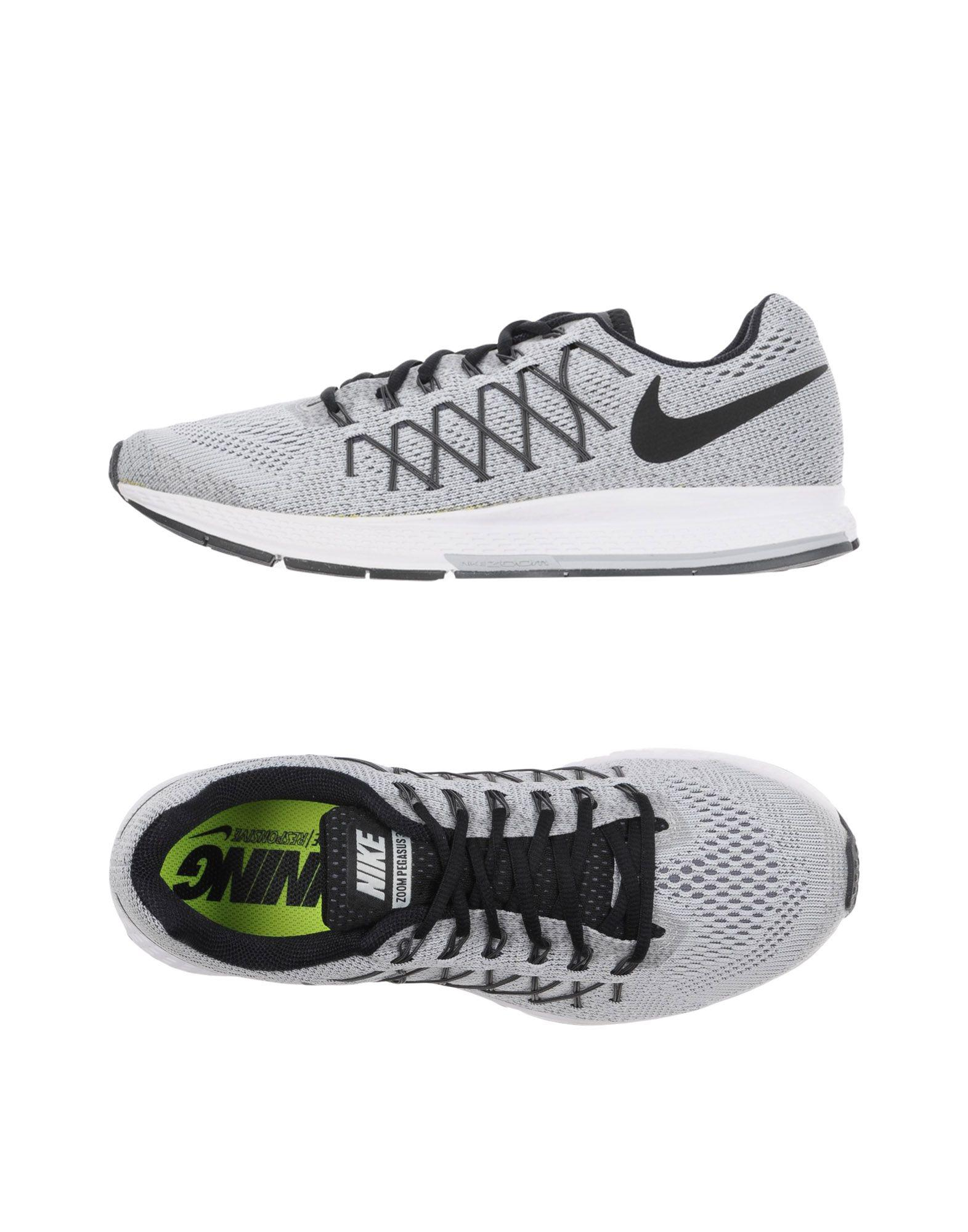 e4d225b8537f Lyst - Nike Low-tops   Sneakers in Gray for Men