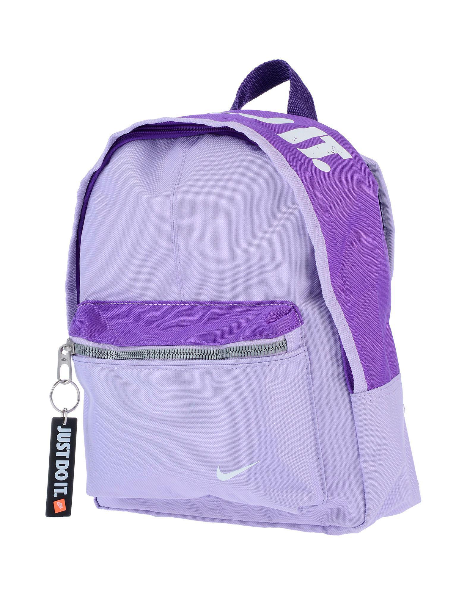 ef1eb48fe1 Sacs à dos et bananes Nike en coloris Violet - Lyst