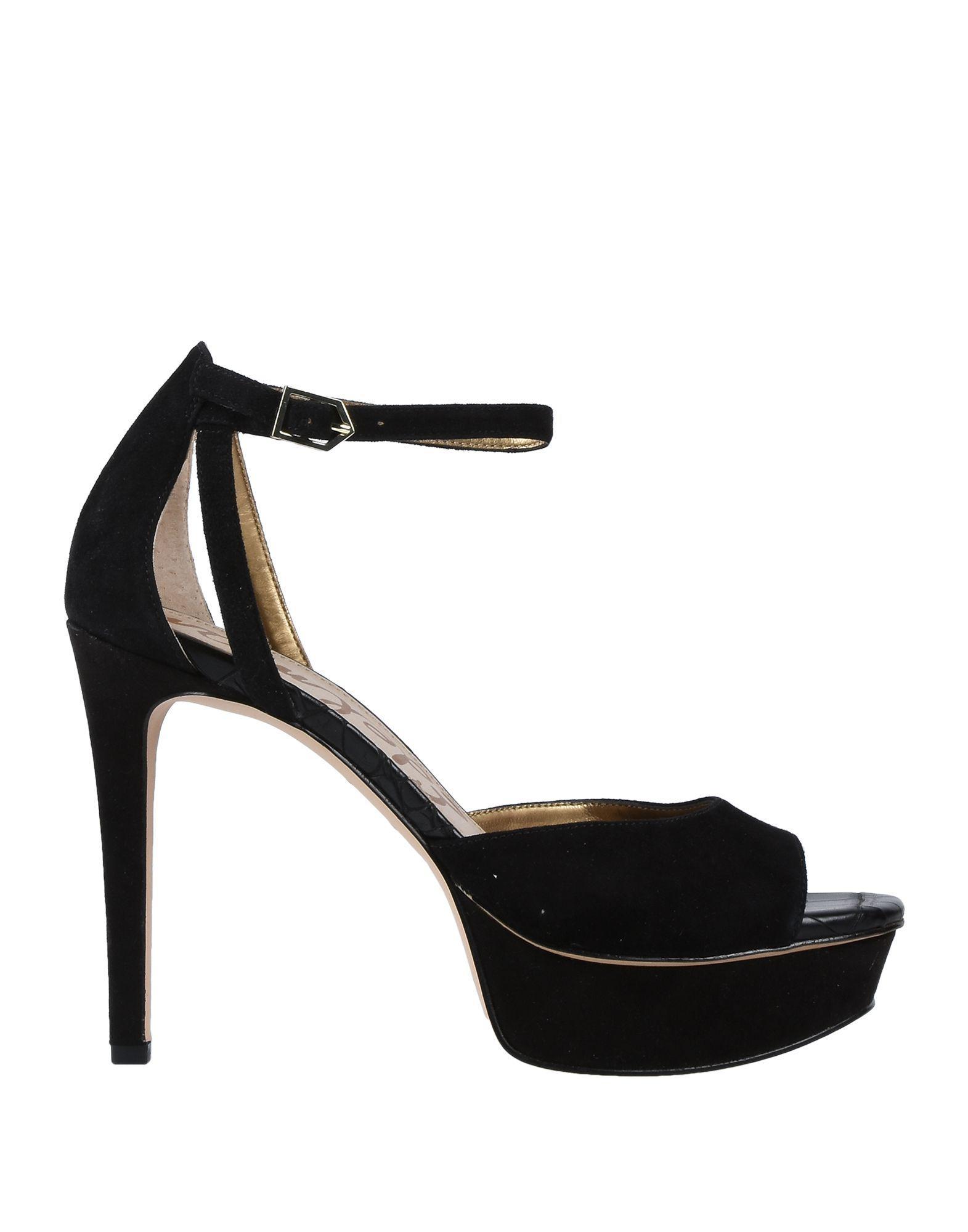 de8fbbee99e062 Lyst - Sam Edelman Sandals in Black