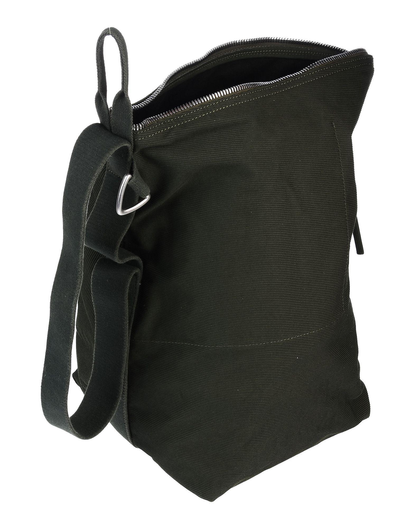 Lyst - DRKSHDW by Rick Owens Backpacks   Bum Bags in Green for Men 4c479090eb25b