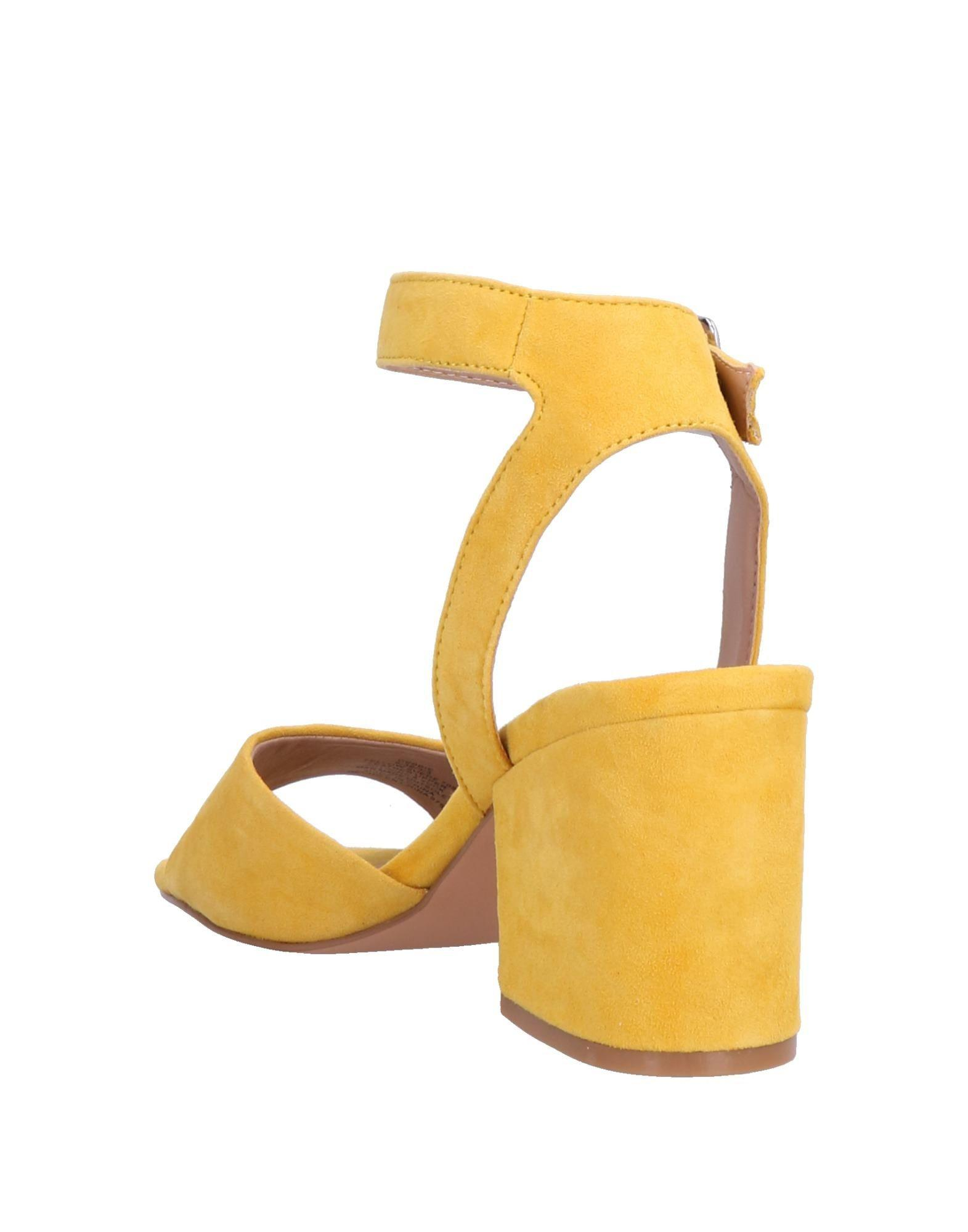 e4caef93a9 Lyst - Steve Madden Sandals in Yellow