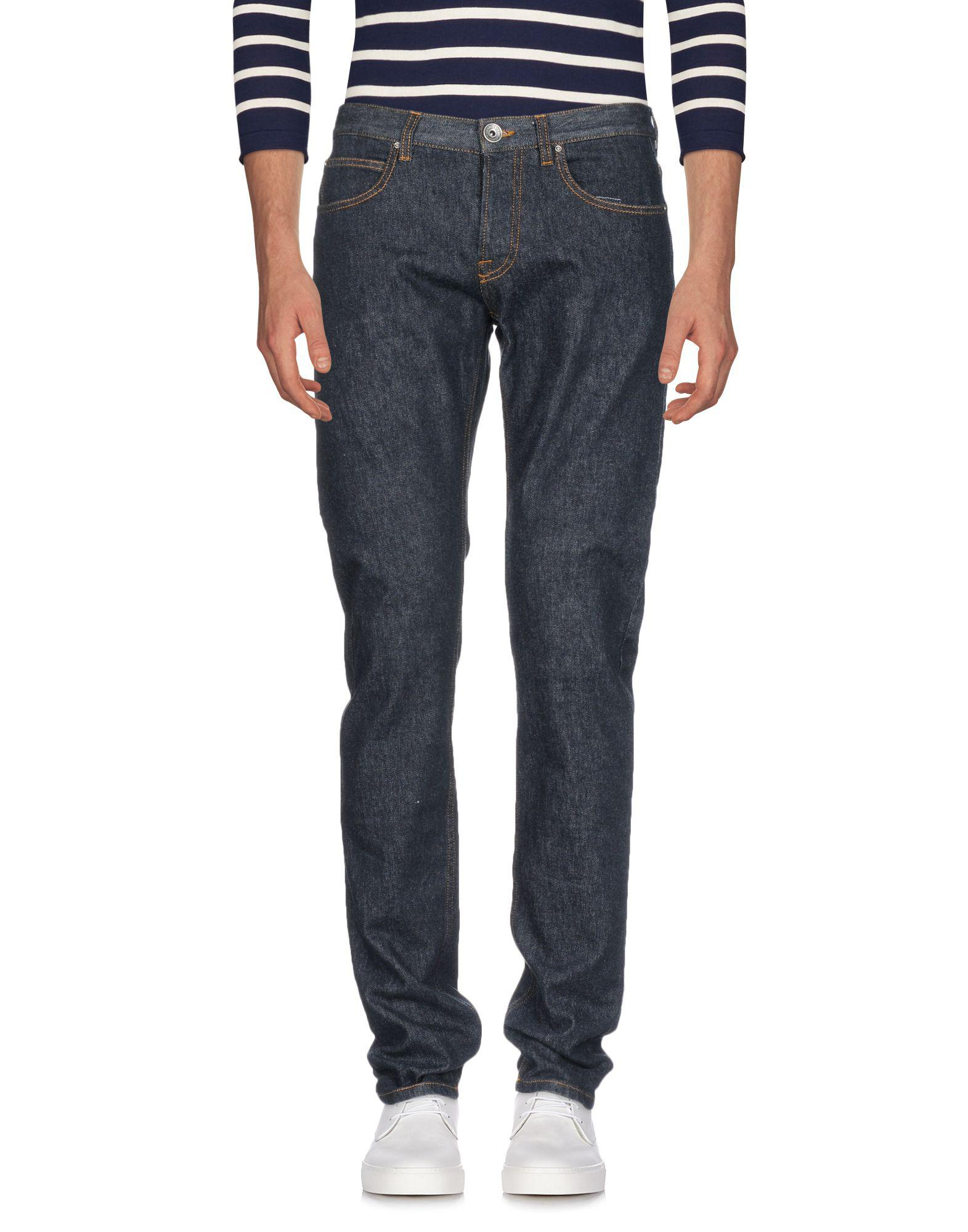 DENIM - Denim trousers Eleventy c9YAVg