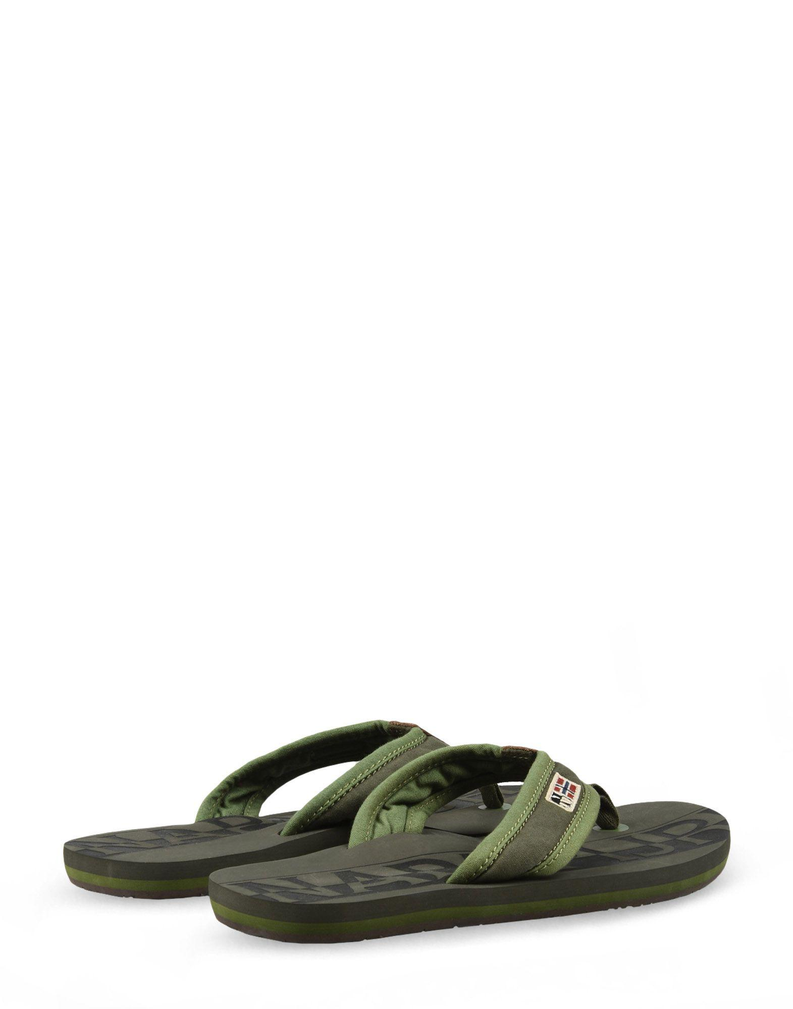 FOOTWEAR - Toe post sandals Napapijri NNS4y1acT