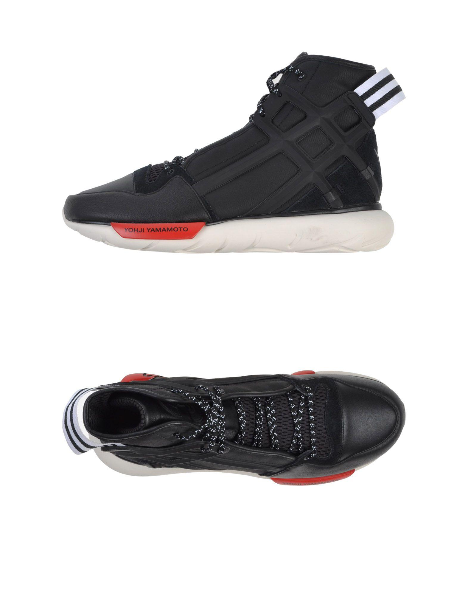 7156ad39d Lyst - Y-3 High-tops   Sneakers in Black for Men