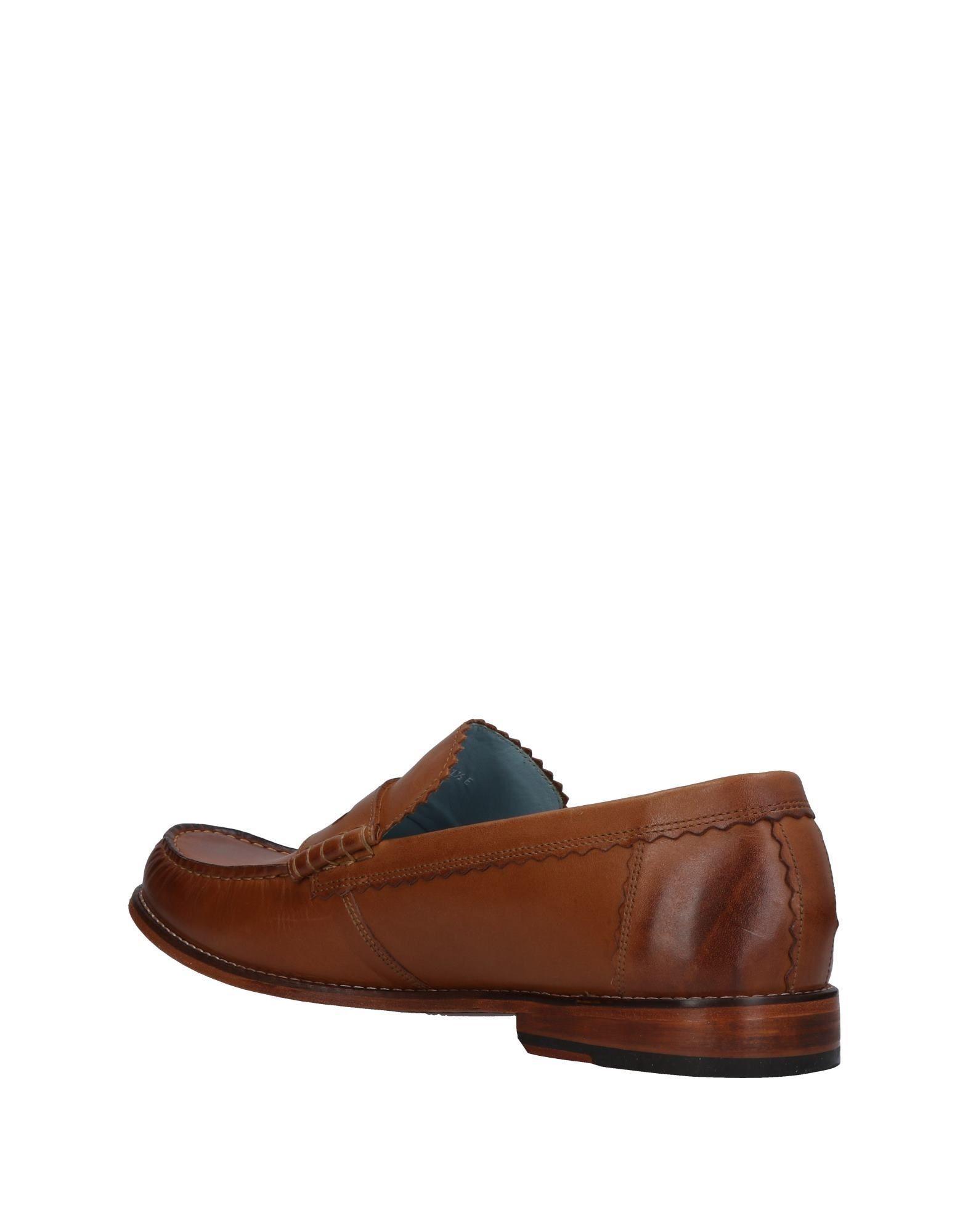 0570e88d564 Lyst - Grenson Loafer in Brown for Men
