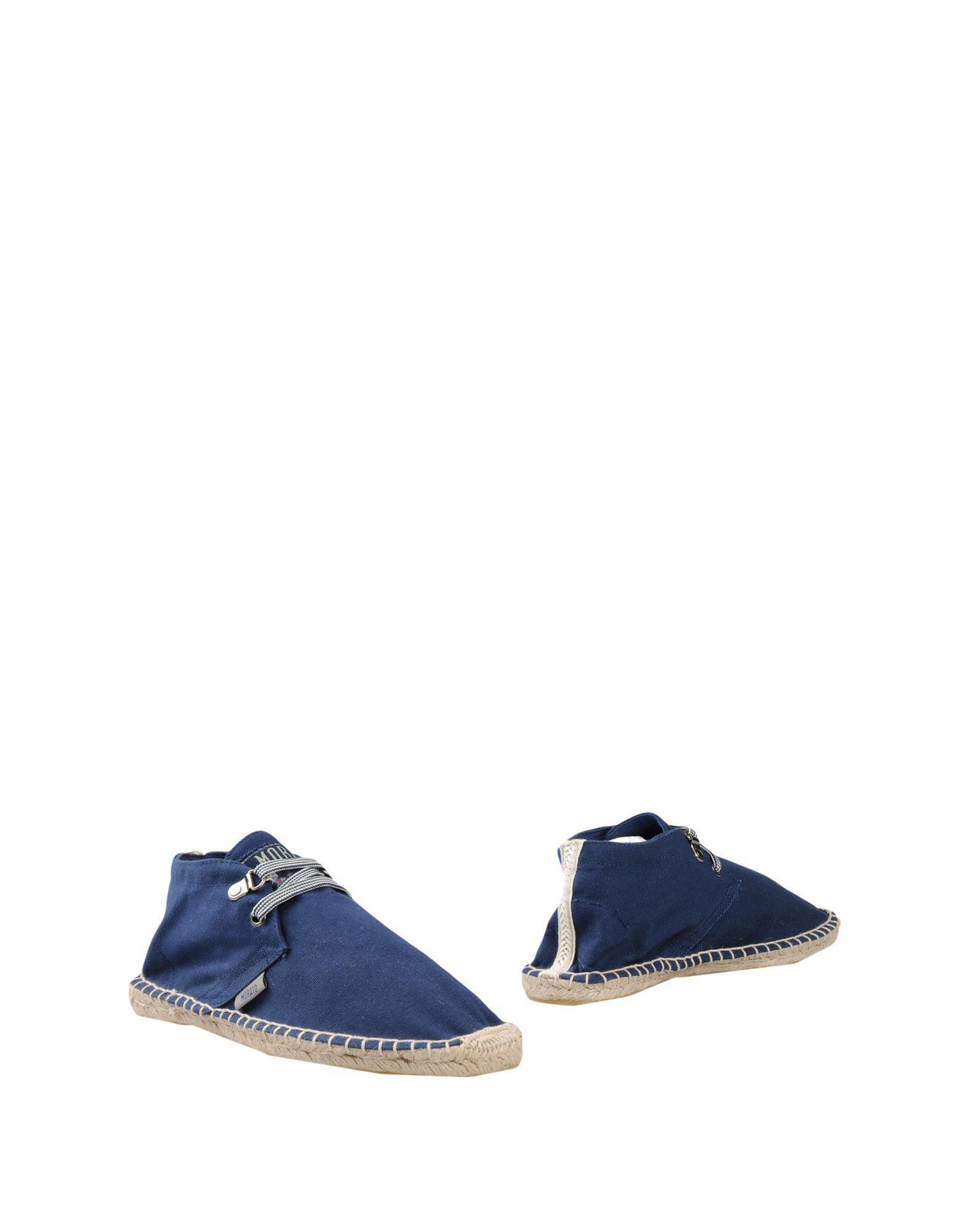 031ee474460c4 Lyst - Botines de caña alta Antony Morato de hombre de color Azul