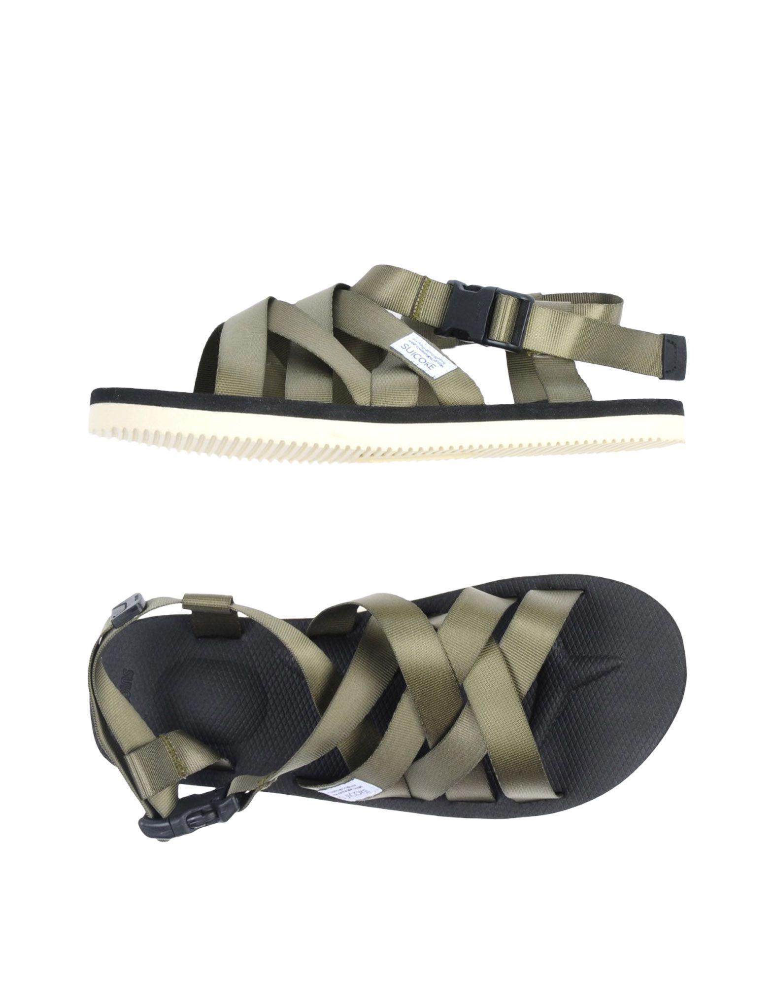 87b715c26860 Lyst - Suicoke Sandals in Green for Men