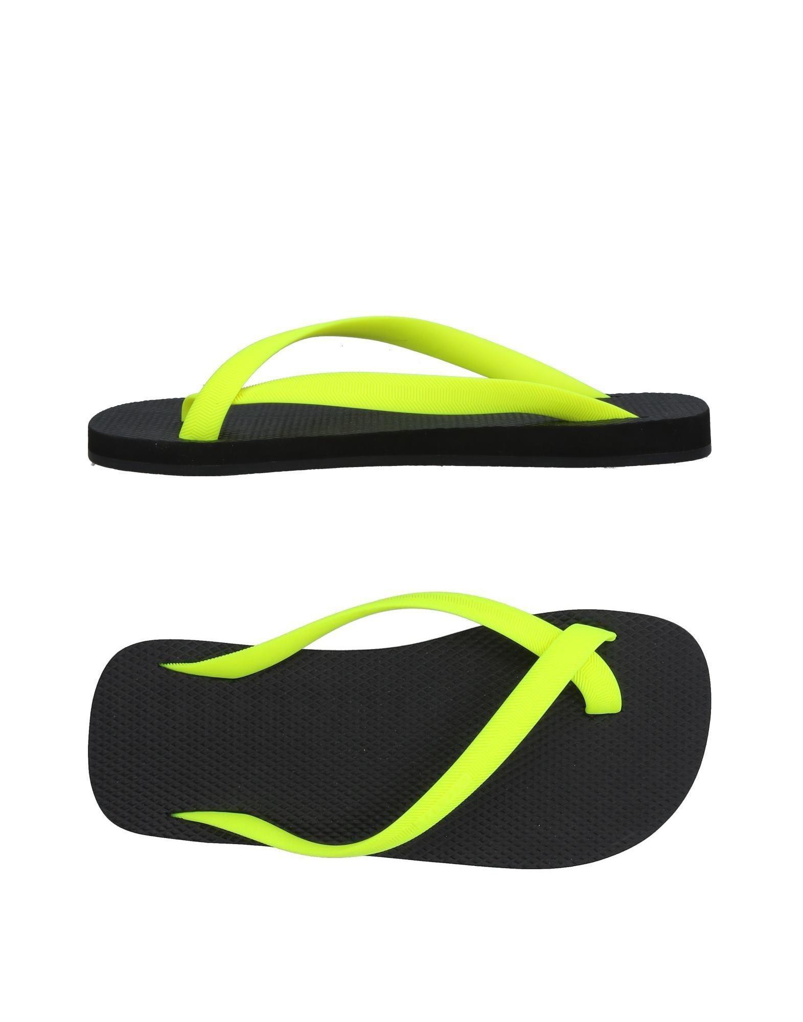 sports shoes 8ce00 b86e5 danward-Acid-green-Toe-Strap-Sandal.jpeg