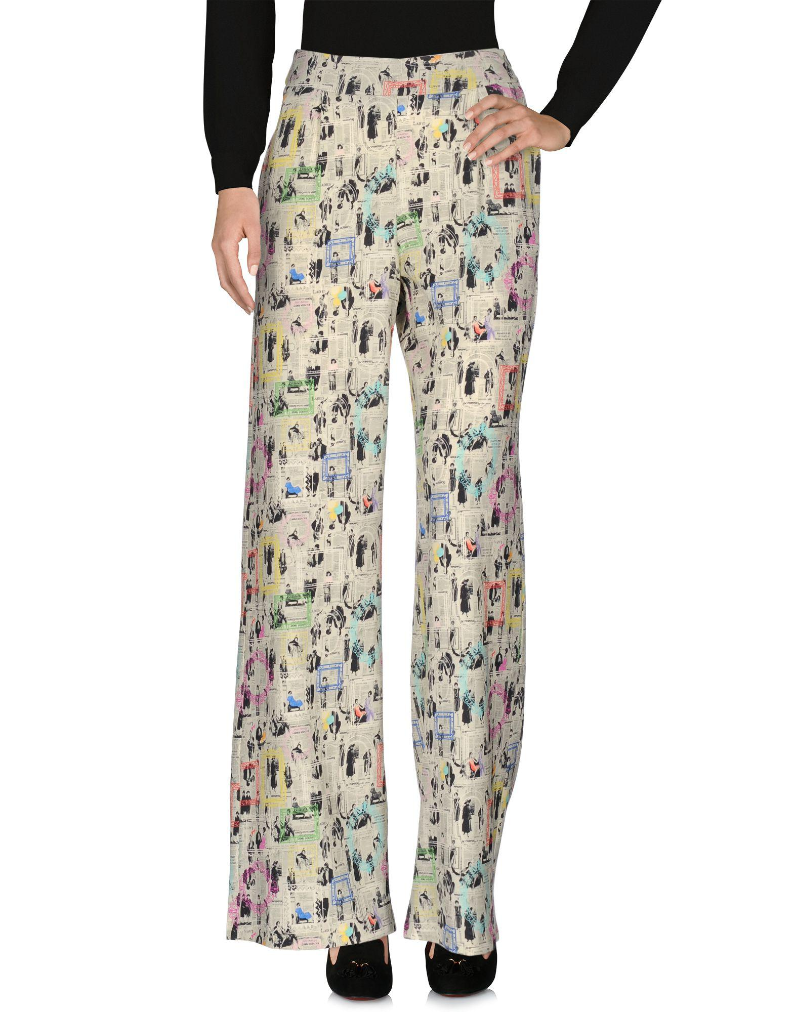 TROUSERS - Casual trousers Ultra Chic q1kAwz