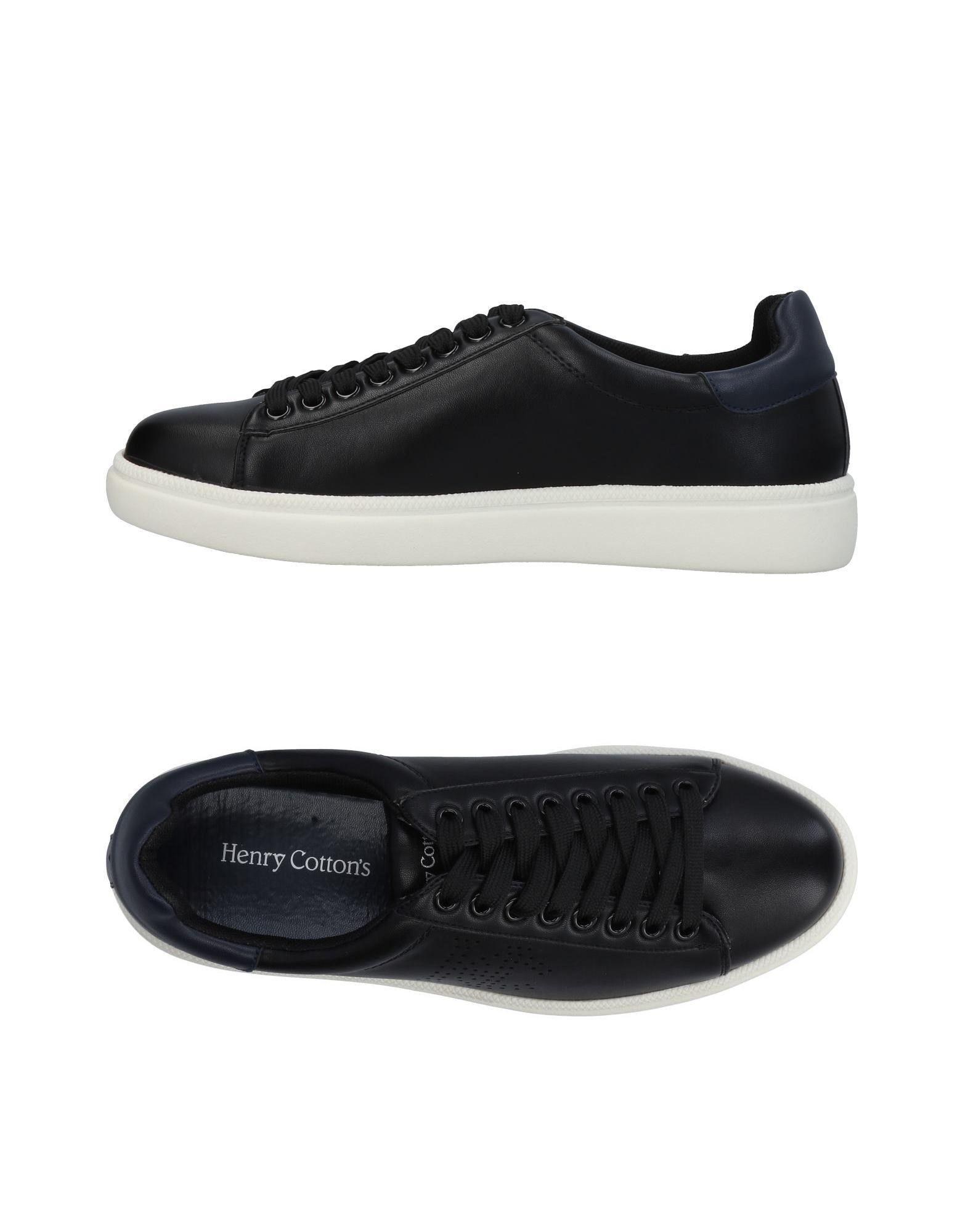 Bas-tops Et Chaussures De Sport De Coton Henry cGOAYLVYwr
