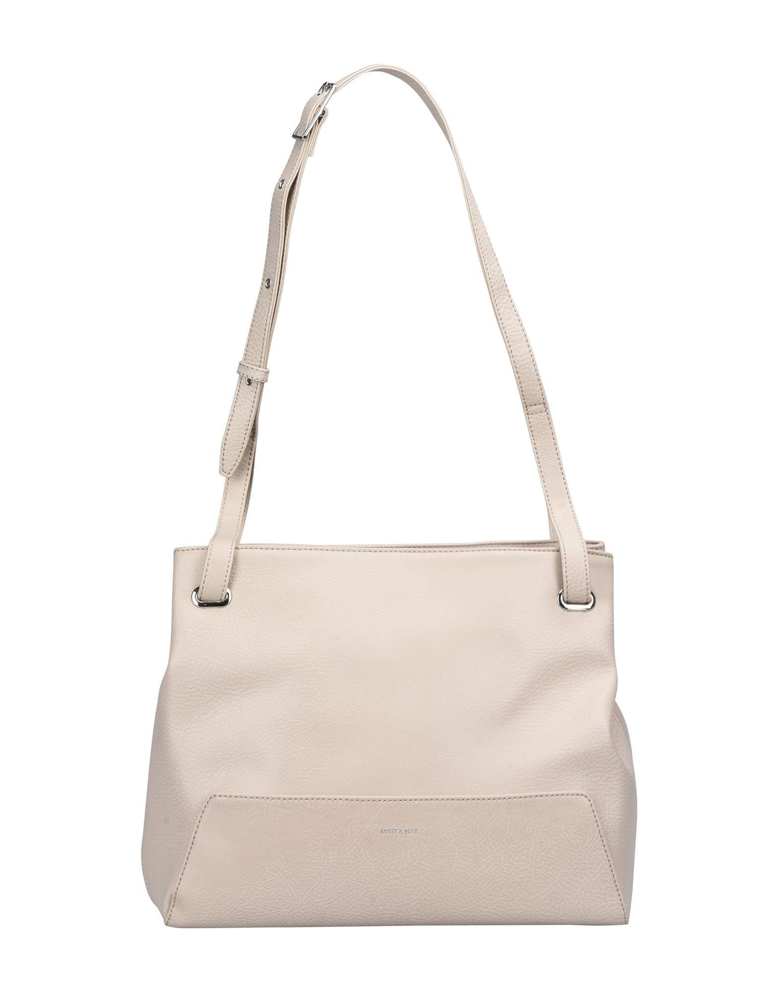f7127dae2f3 Lyst - Matt   Nat Cross-body Bags in Natural