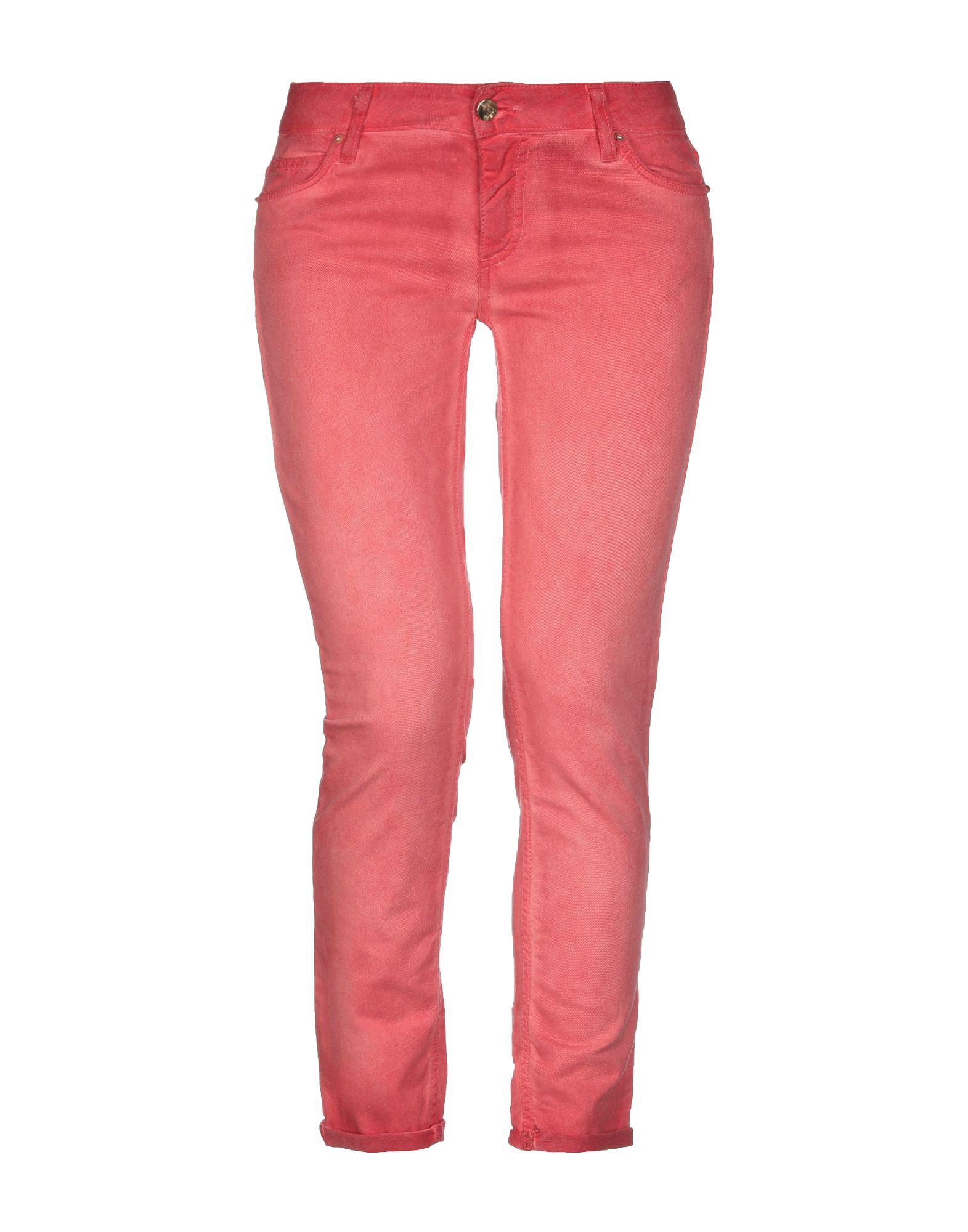 acd25b34722 Met - Pink Pantalones vaqueros - Lyst. Ver en pantalla completa