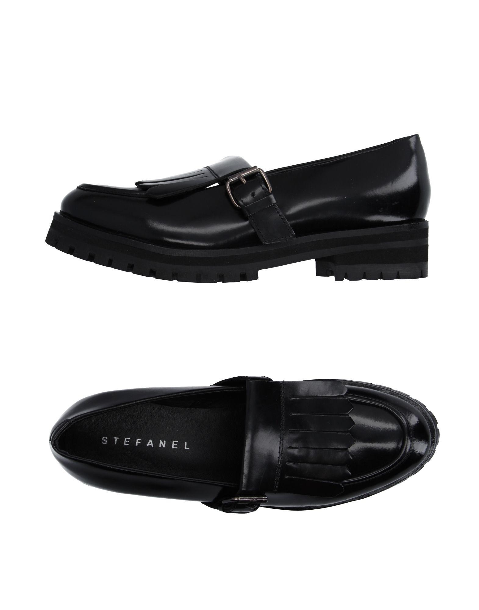 FOOTWEAR - Loafers Stefanel 3GZ7M4