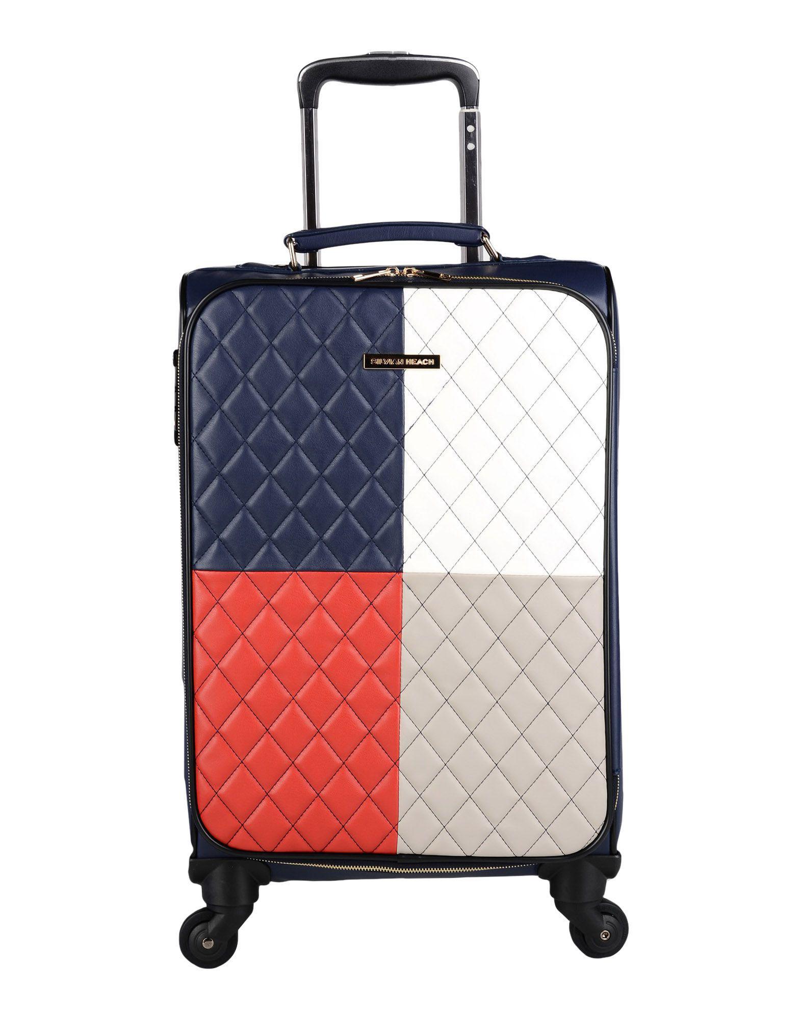 LUGGAGE - Wheeled luggage Silvian Heach rLJOyI5zs