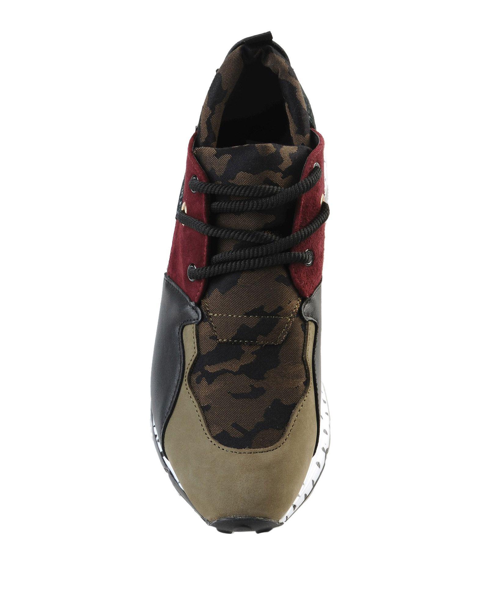 d66c42b108e Steve Madden - Green Low-tops   Sneakers - Lyst. View fullscreen