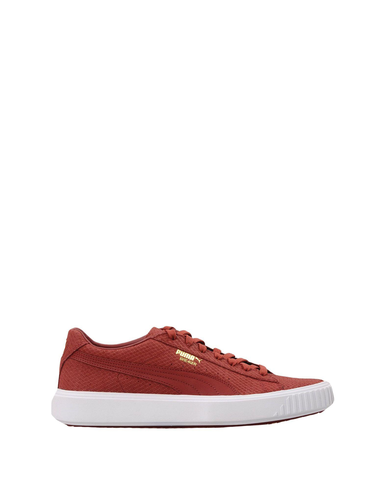 a22a69679f1f Lyst - PUMA Low-tops   Sneakers in Red for Men
