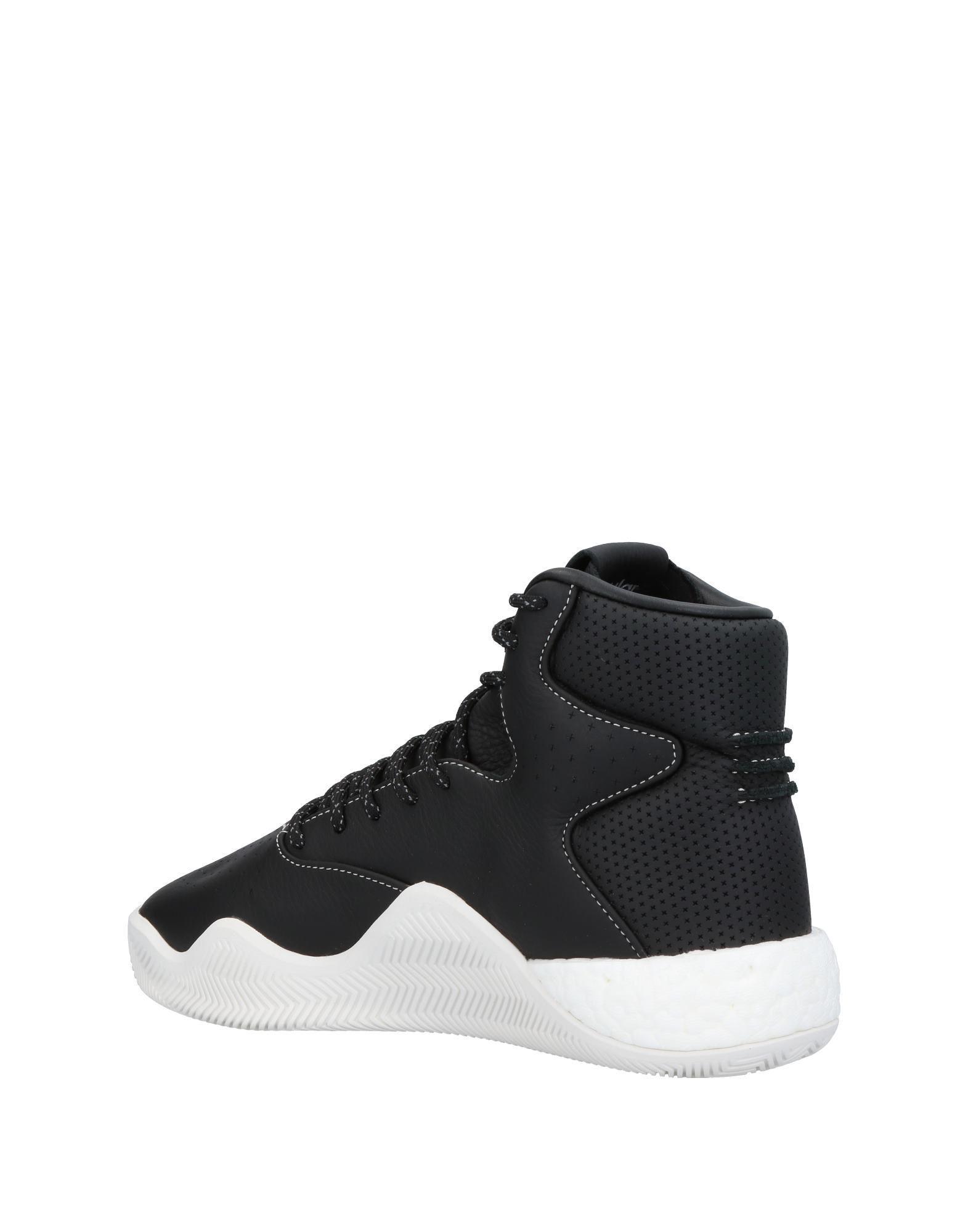 new products ee93d f0851 Adidas Originals - Black Sneakers   Tennis montantes for Men - Lyst.  Afficher en plein écran