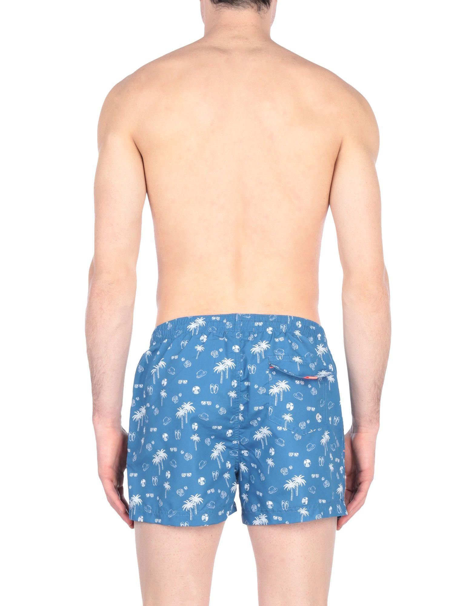 605a5f6657 Pepe Jeans Swimming Trunks in Blue for Men - Save 67% - Lyst