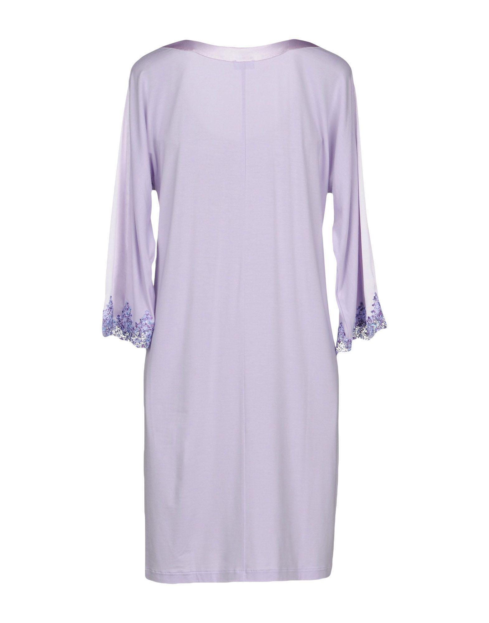 0ed21d18fe La Perla Nightdress in Purple - Lyst