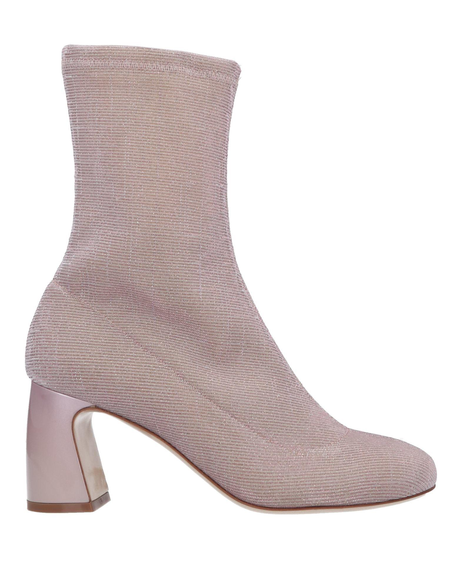 efe042261fa1 Lyst - Aldo Castagna Ankle Boots in Pink