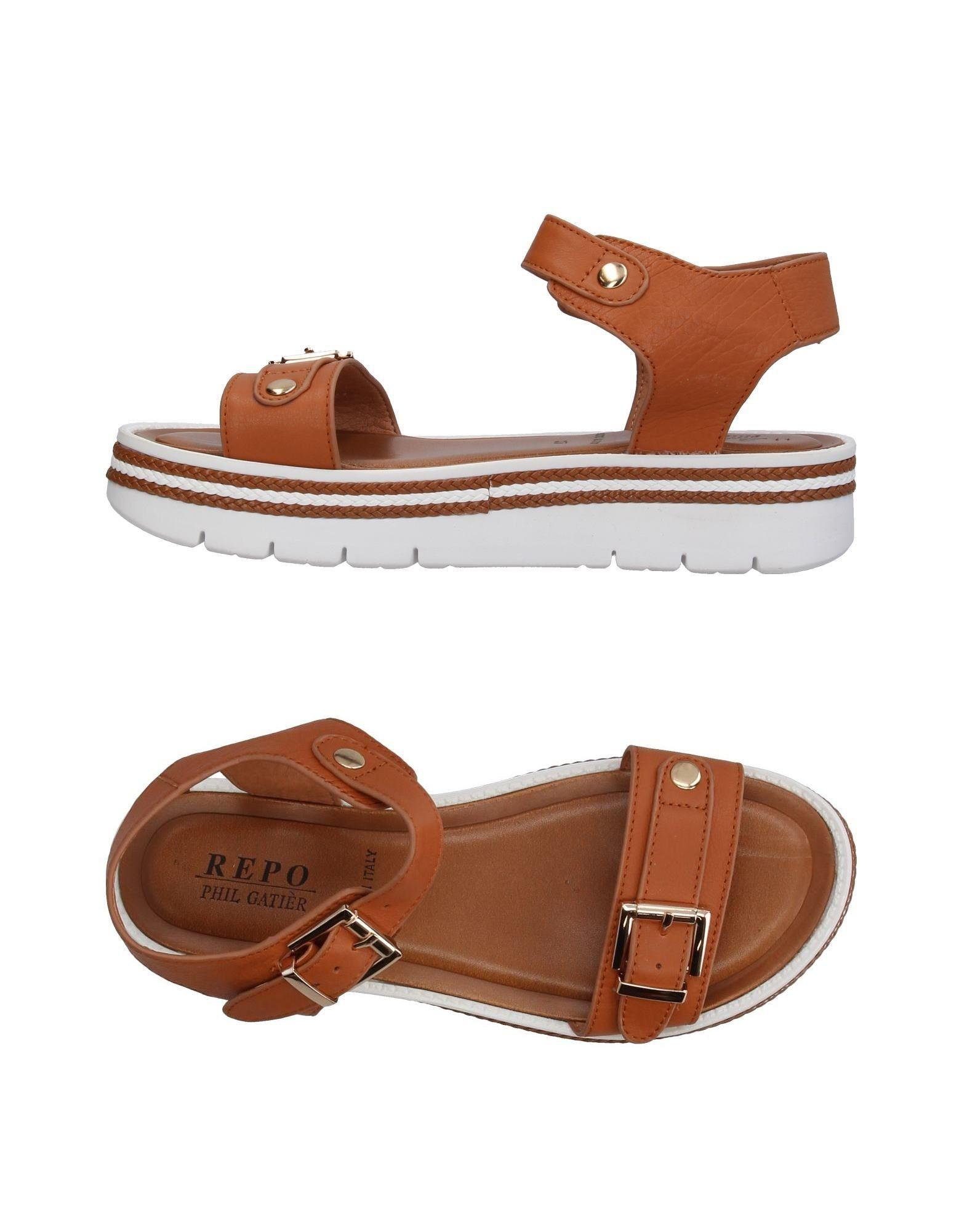 FOOTWEAR - Toe post sandals Repo qiaeg3