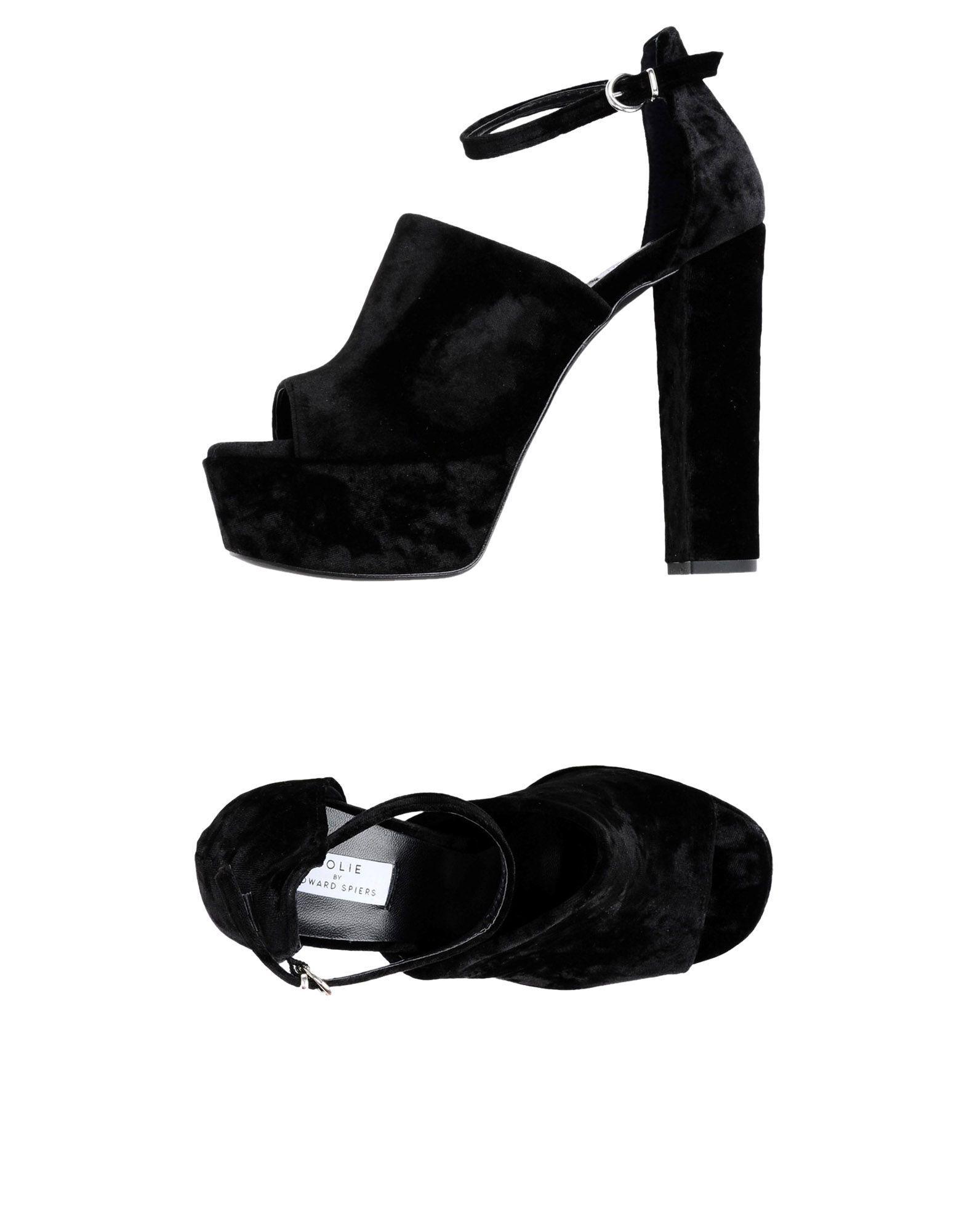 FOOTWEAR - Sandals Jolie By Edward Spiers 1bK5Sjw